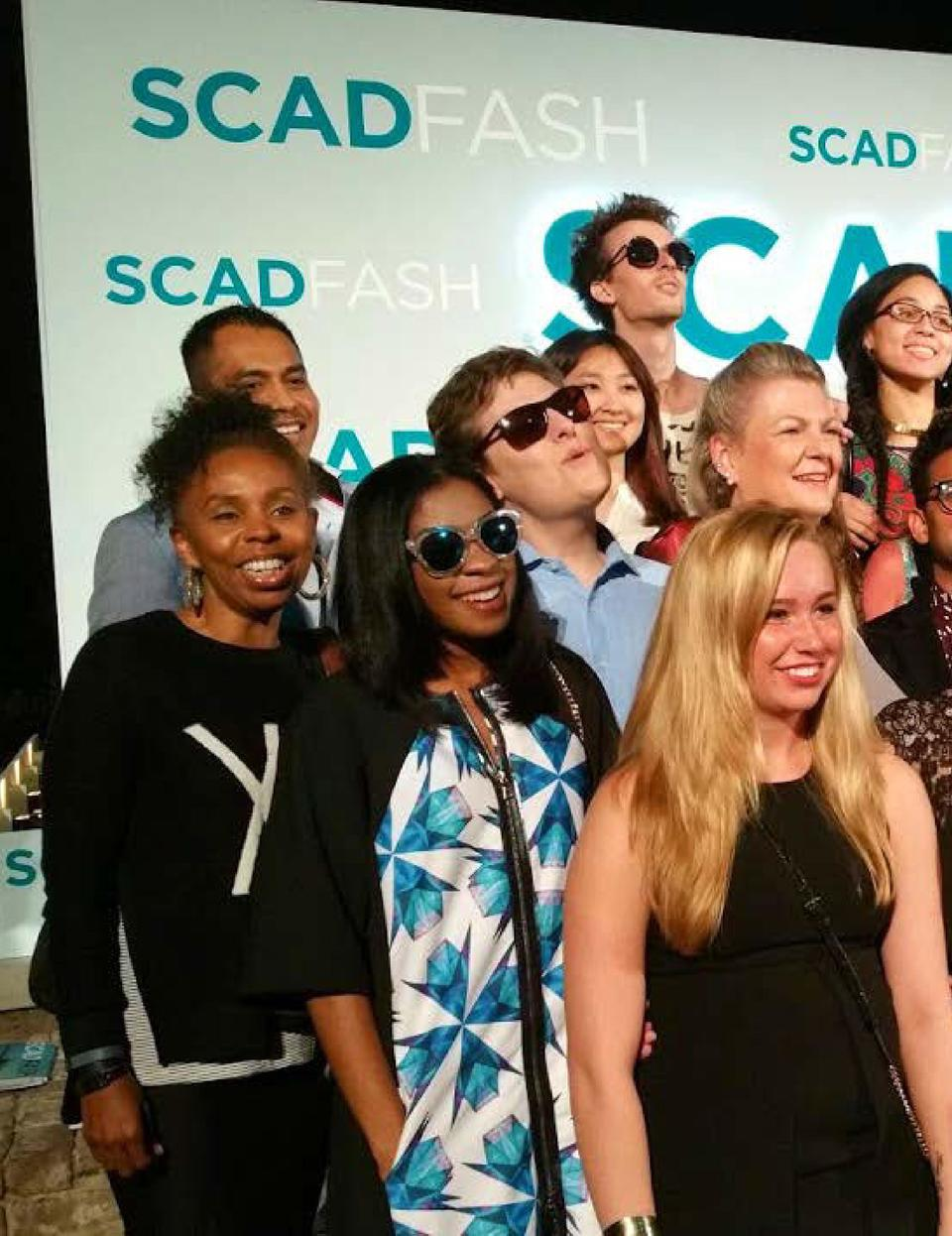 SCAD FASHION SHOW 2015