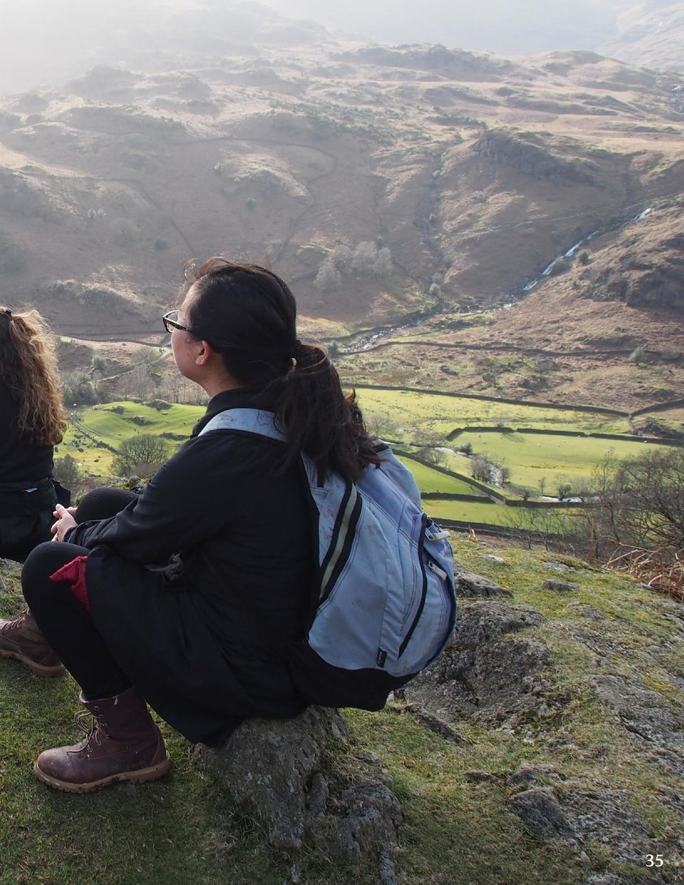 Faye Zhang    Going to the Lake District over  Spring Break was one of the best experiences of my undergraduate career. As...