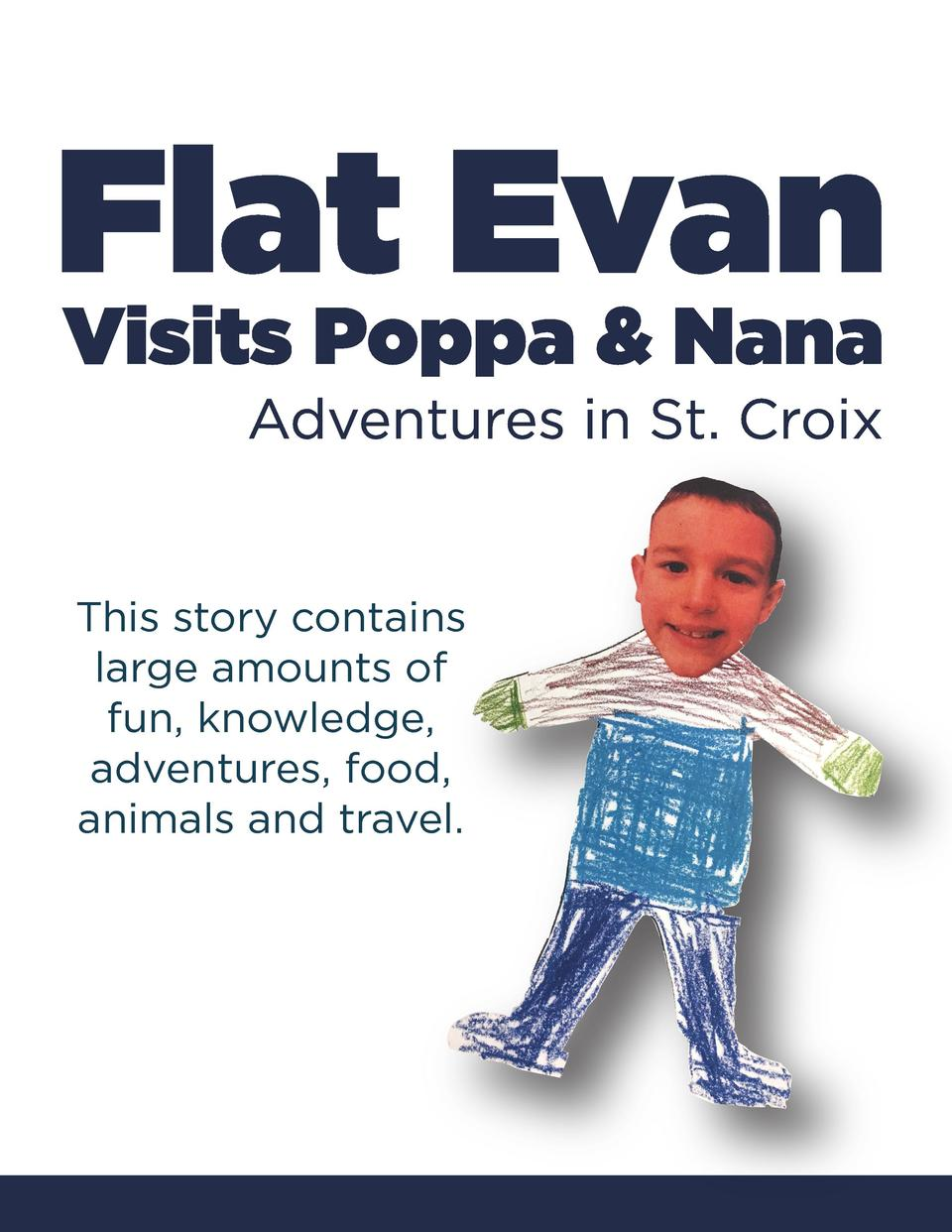 This story contains large amounts of fun, knowledge, adventures, food, animals and travel.