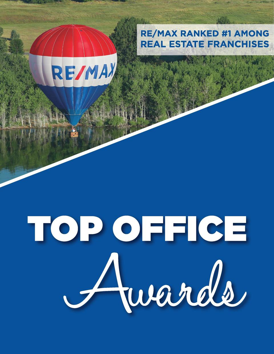 TOP OFFICE  Awards