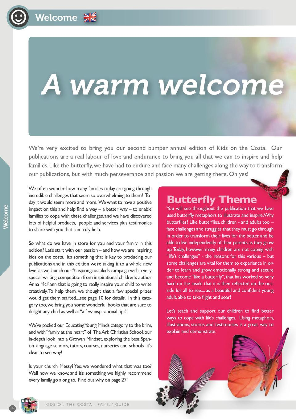 Family guide annual edition 2017 simplebooklet welcome a warm welcome we re very excited to bring you our second bumper annual edition fandeluxe Choice Image