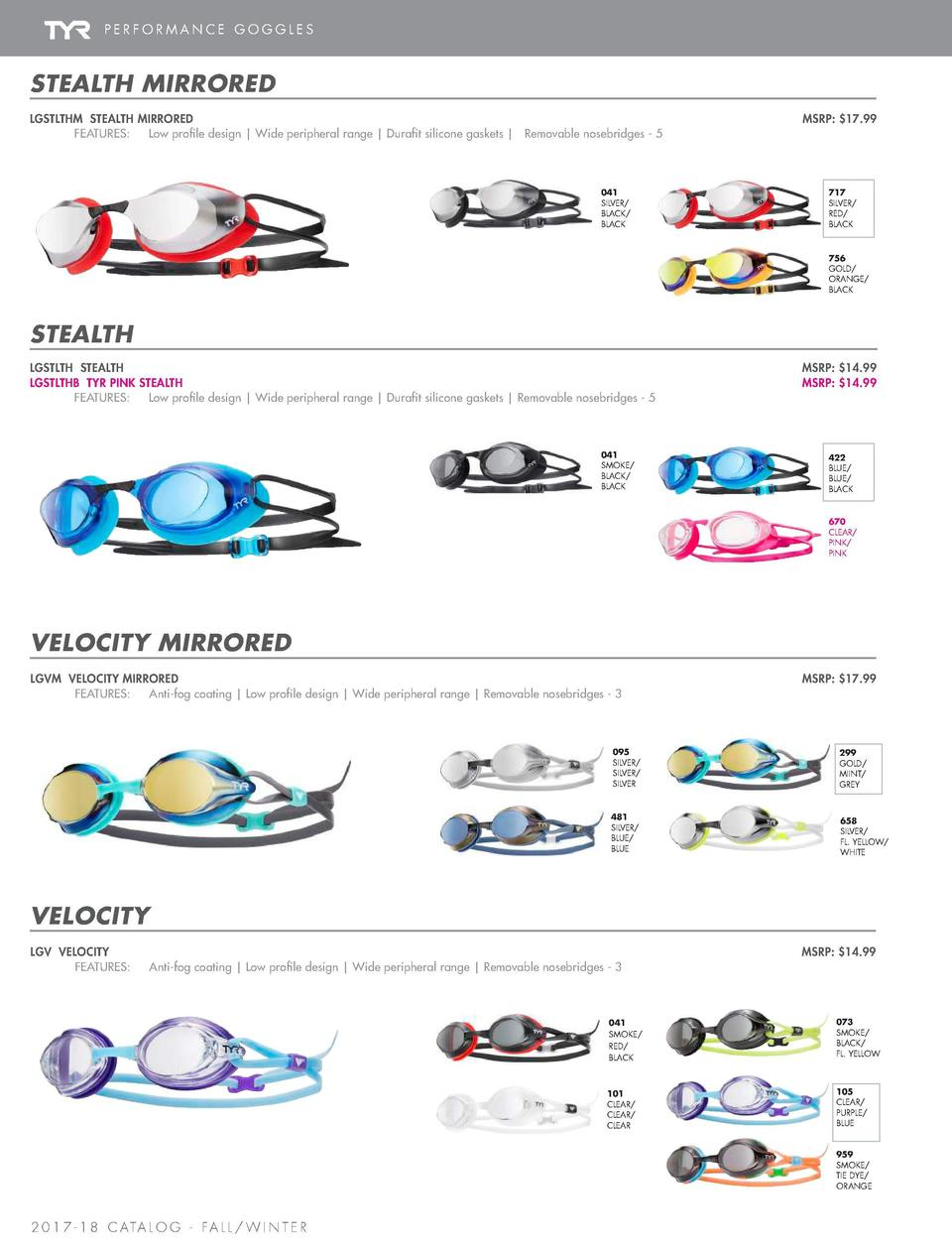 PERFORMANCE GOGGLES  STEALTH RACING   VELOCITY   SOCKET ROCKETS   2.0  STEALTH MIRRORED  SOCKET ROCKETS    2.0 MIRRORED  L...