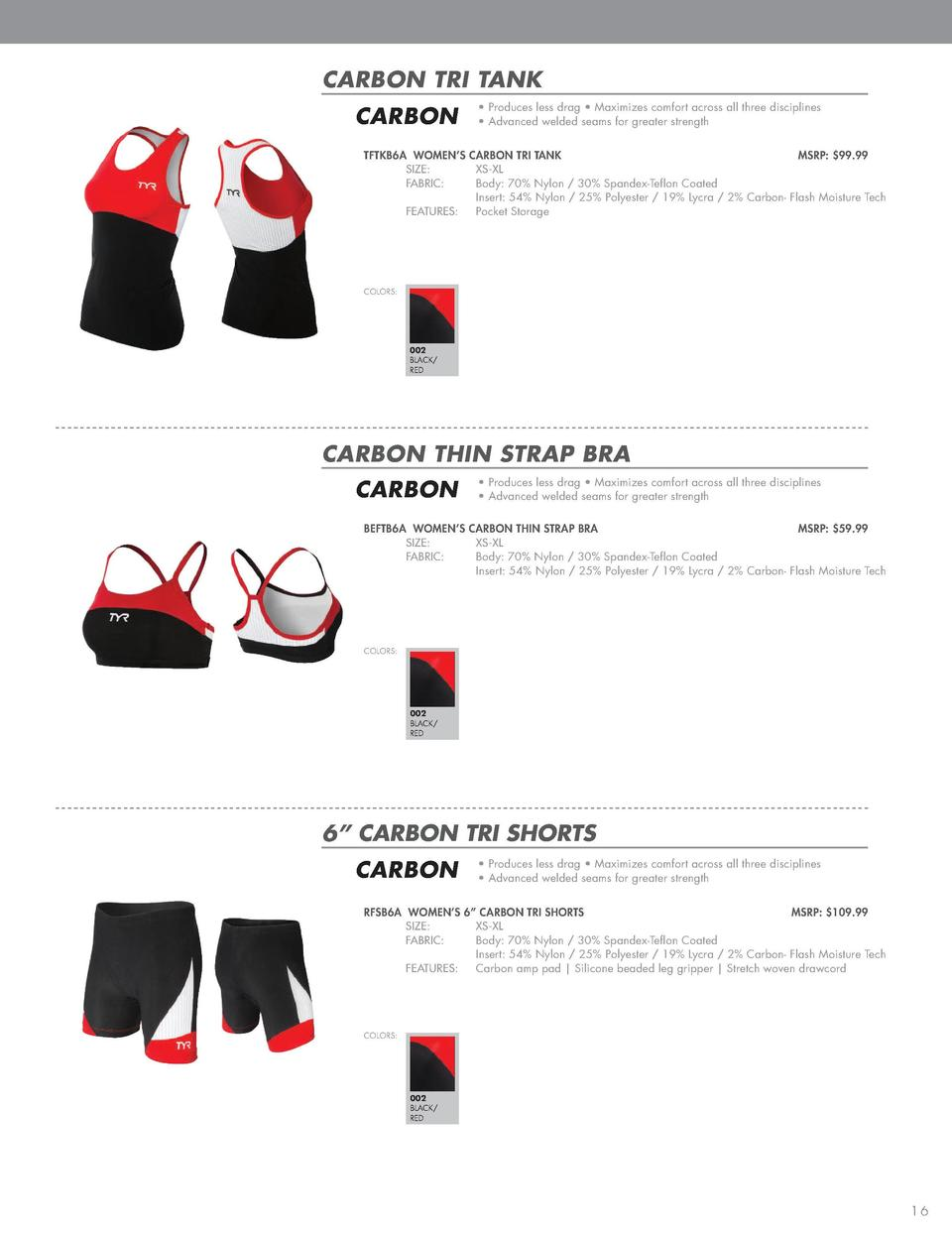 TECHNICAL SWIM  PADDED CARBON ZIP BACK TRI SUIT CARBON      Produces less drag     Maximizes comfort across all three disc...
