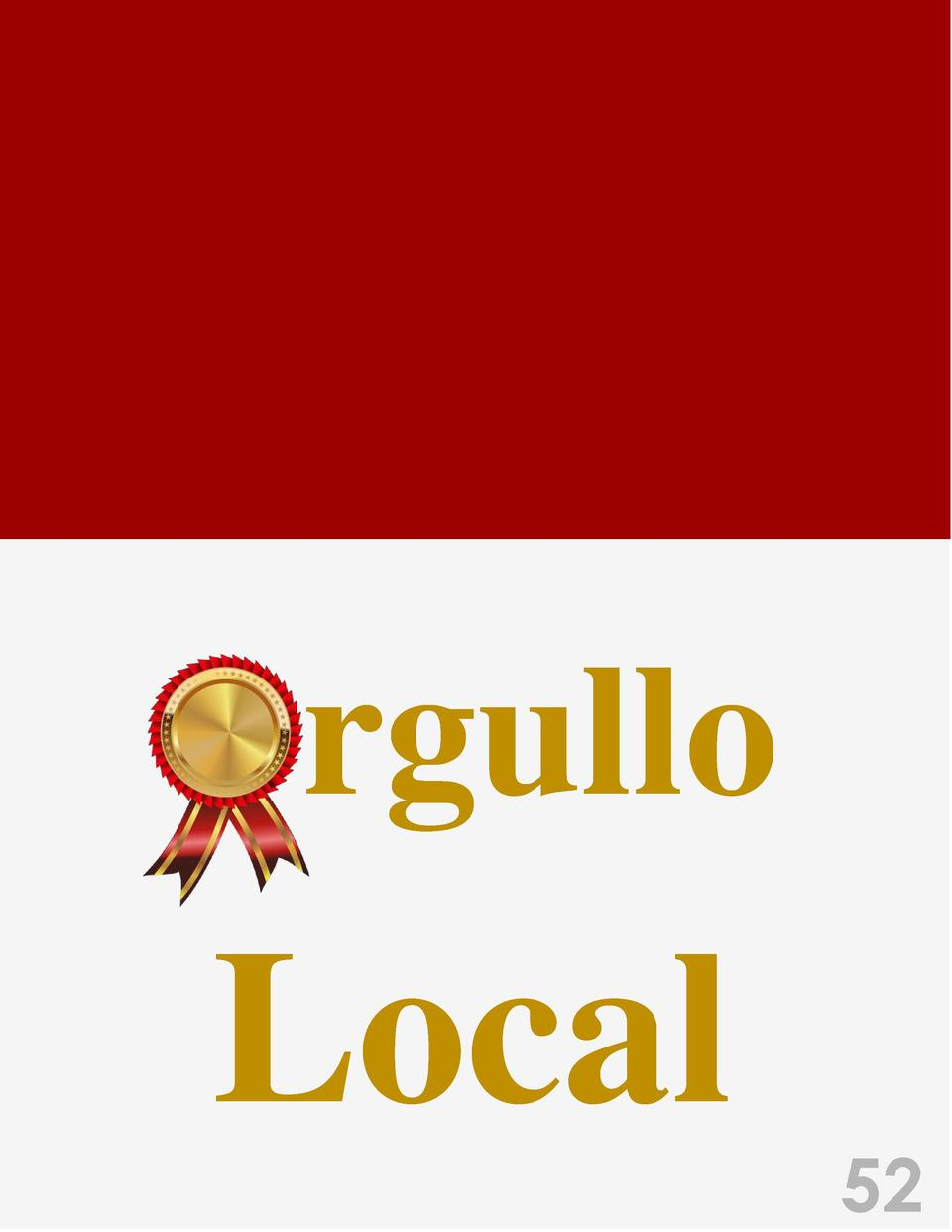 Orgullo  Local  52  52