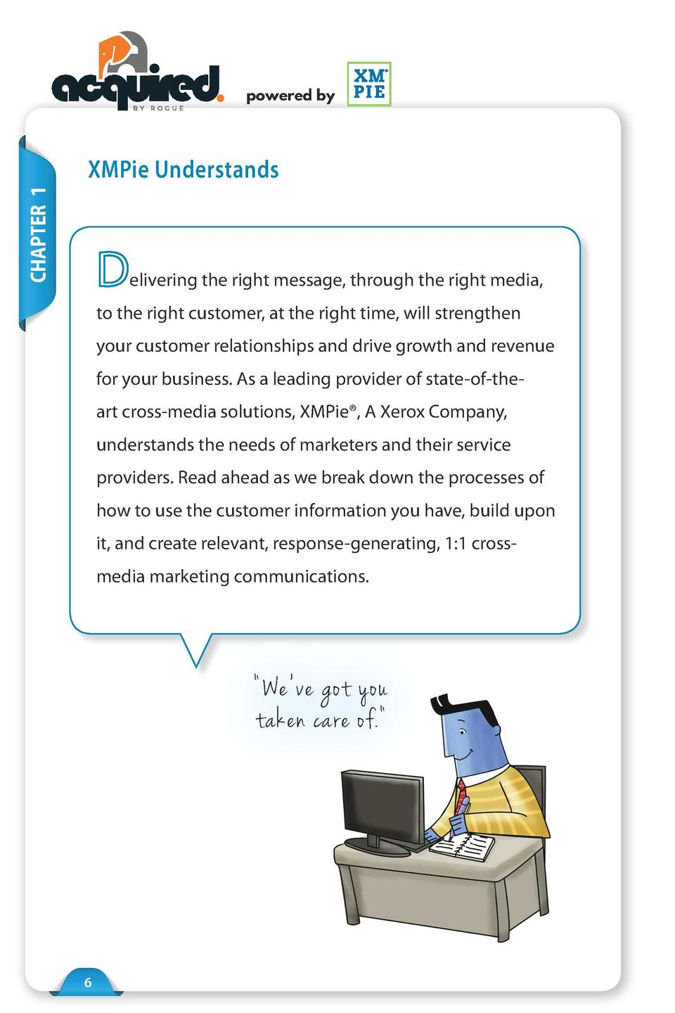CROSS-MEDIA PRIMER  A Guide to 1   1 Cross-Media Marketing CROSS-MEDIA PRIMER powered by  A Guide to 1   1 Cross-Media Mar...