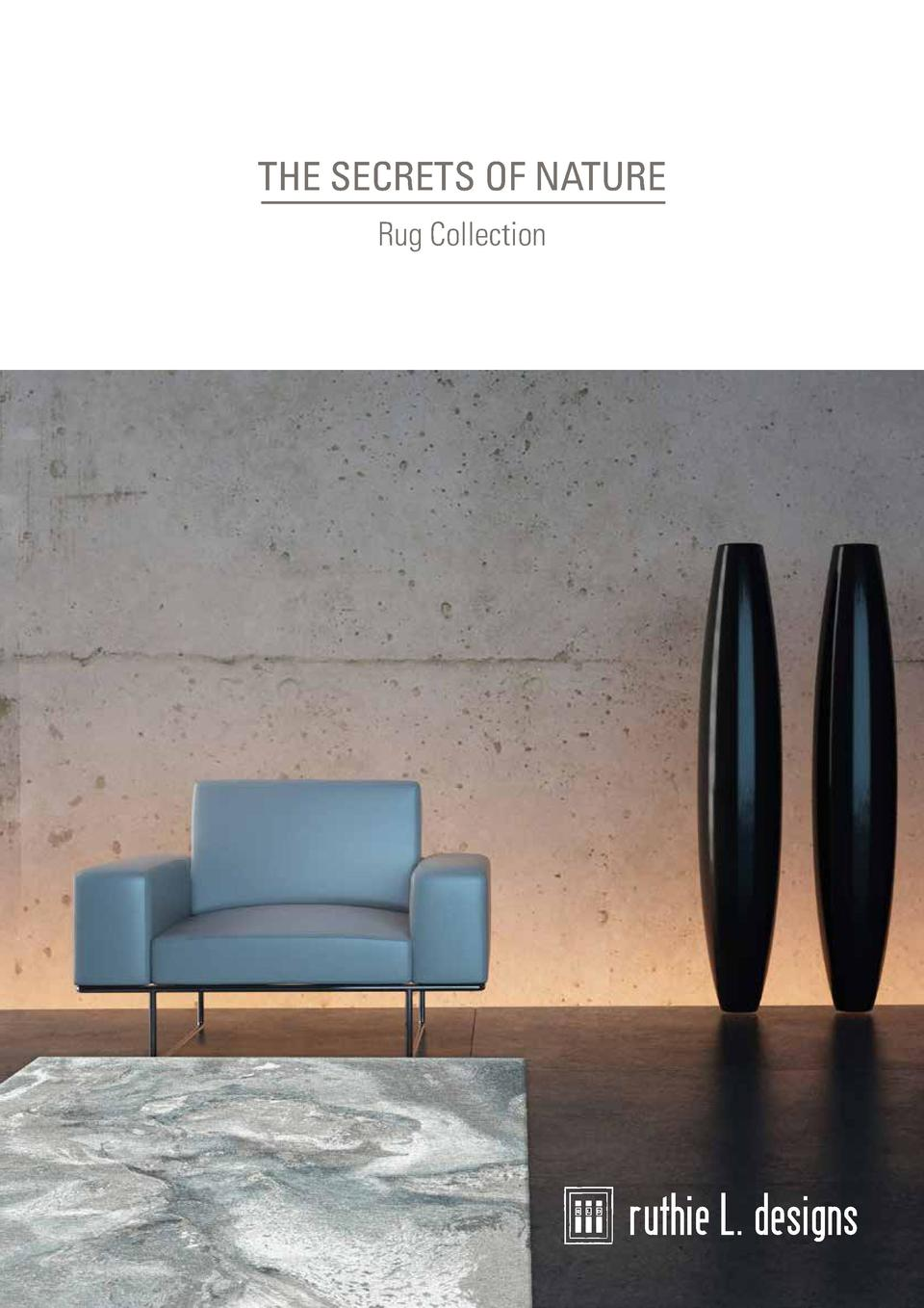 THE SECRETS OF NATURE Rug Collection