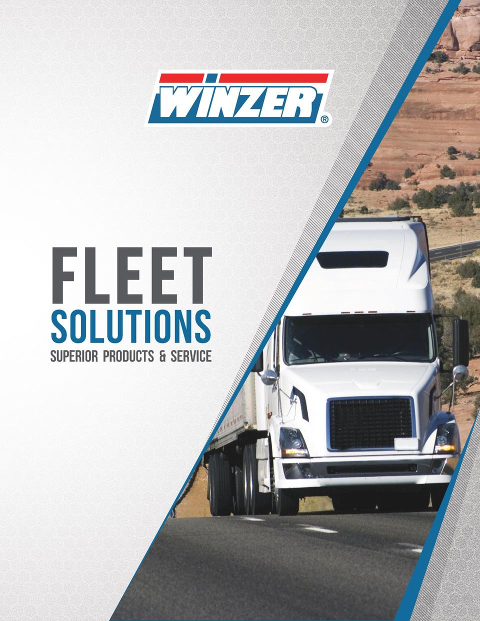 FLEET  SOLUTIONS  SUPERIOR products   Service