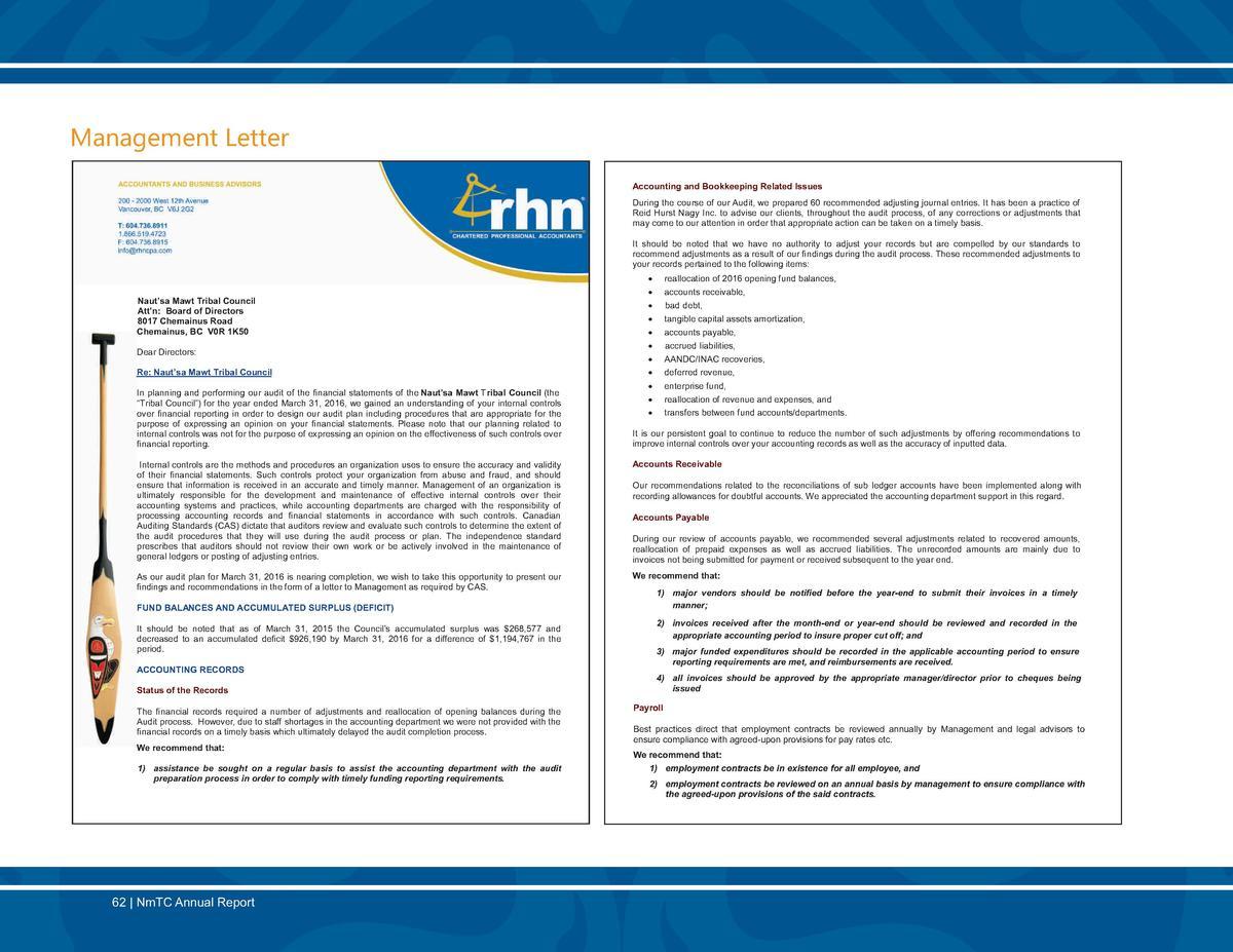 2015 - 2016 NmTC Annual Report : simplebooklet com