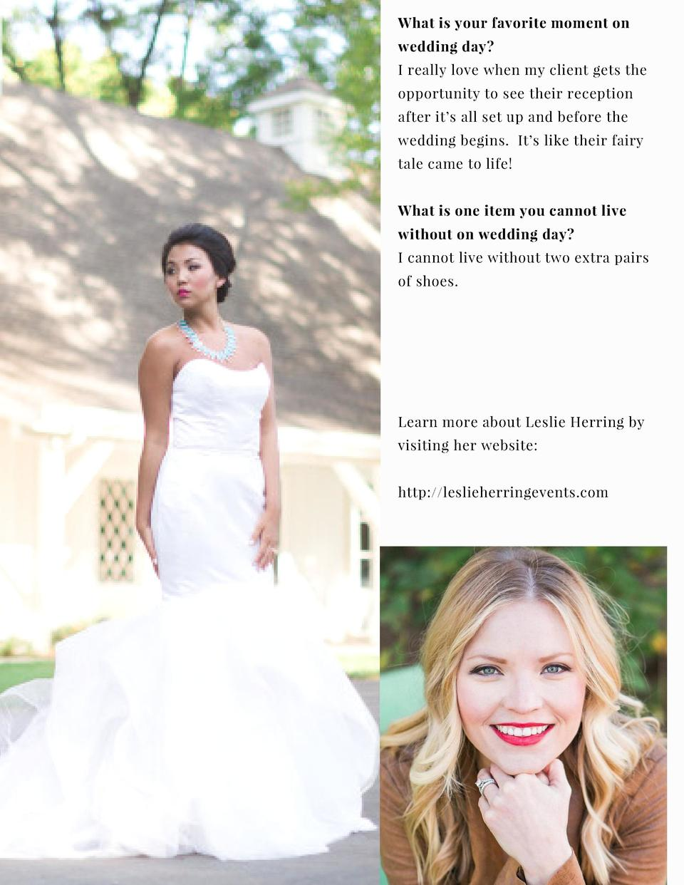 What is your favorite moment on wedding day  I really love when my client gets the opportunity to see their reception afte...