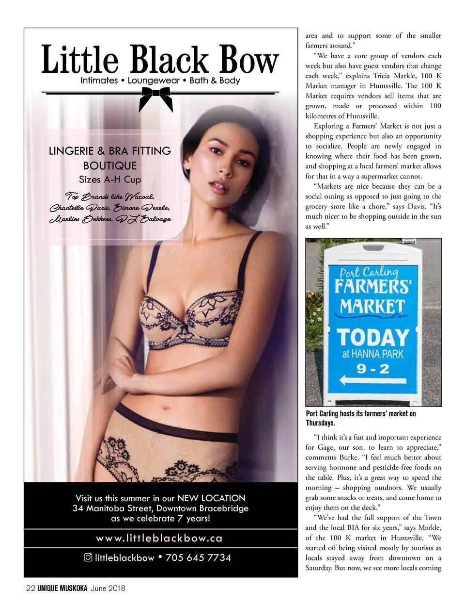 LINGERIE   BRA FITTING BOUTIQUE Sizes A-H Cup  Top Brands like Wacoal, Chantelle Paris, Simone Perele, Marlies Dekkers, PJ...