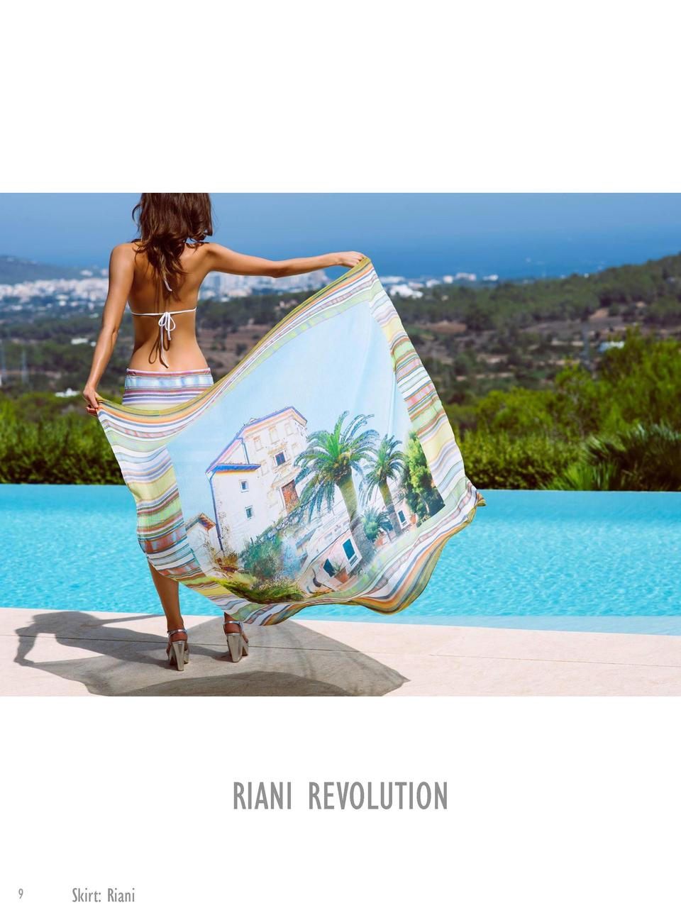 RIANI REVOLUTION 9  Skirt  Riani