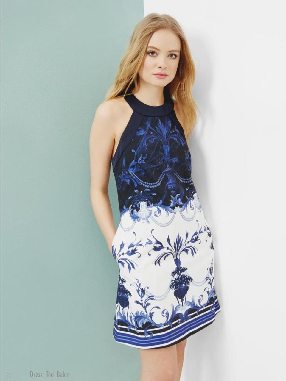 21  Dress  Ted Baker