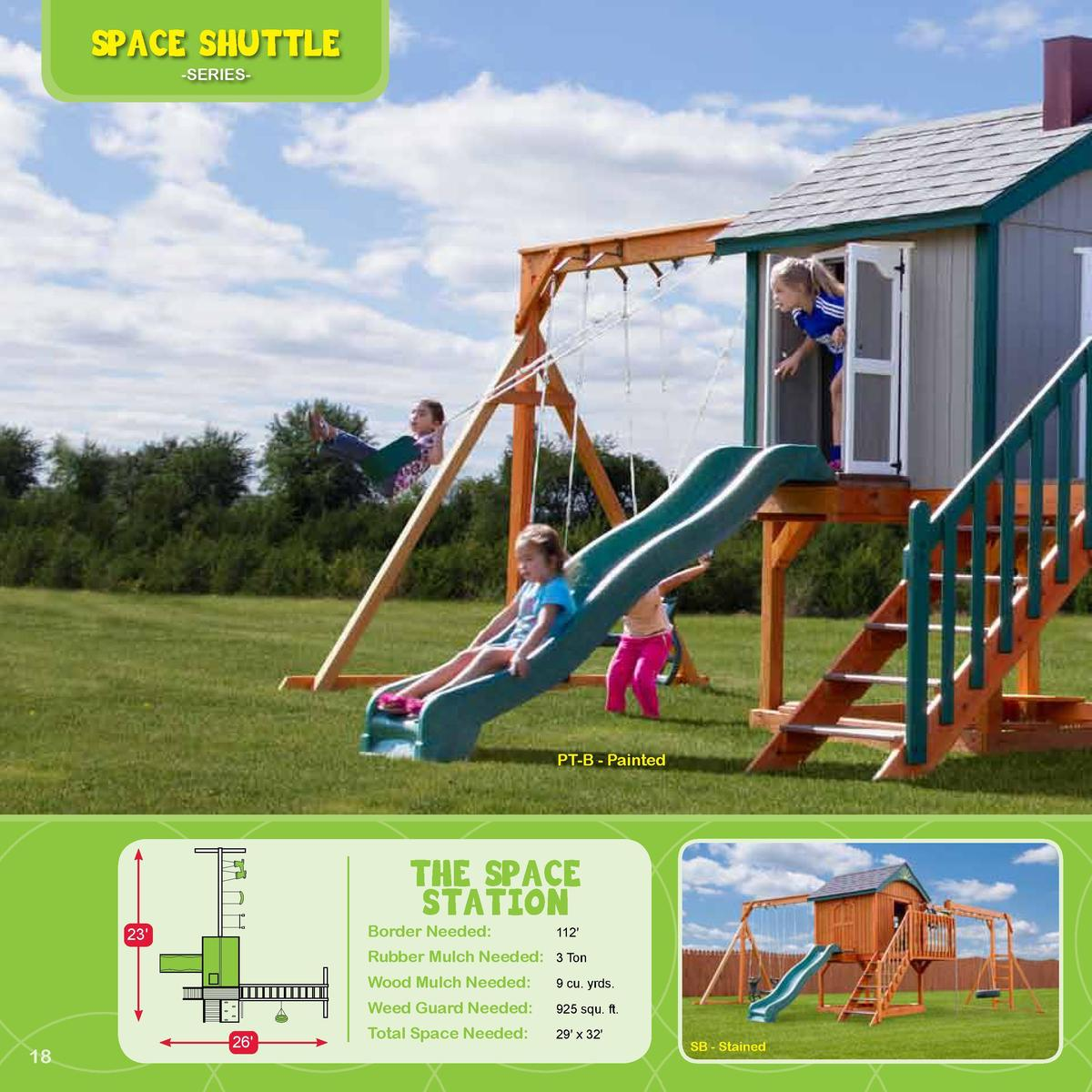 Space Shuttle  Playhouse Roofing  -SERIES-  Asphalt  Did You Know  Kids who play video games have shorter attention spans ...
