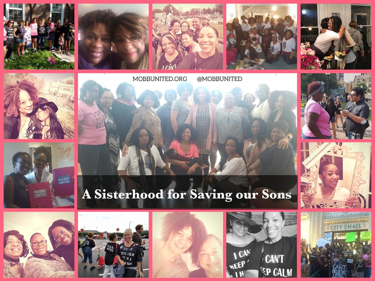 MOBBUNITED.ORG   MOBBUNITED  A Sisterhood for Saving our Sons