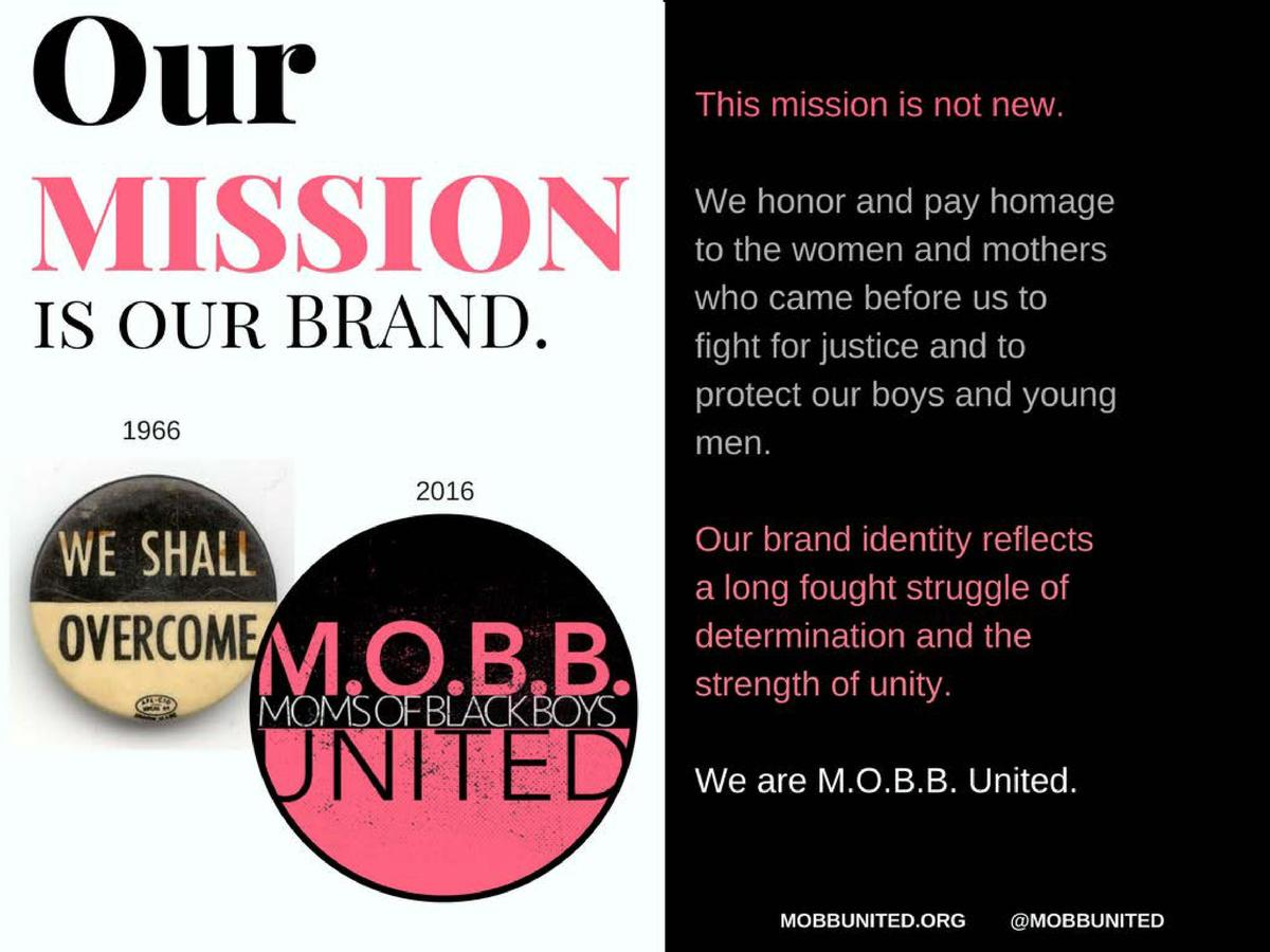 Our  This mission is not new.  MISSION is our BRAND.   1966  We honor  and pay homage to the women and mothers who came be...