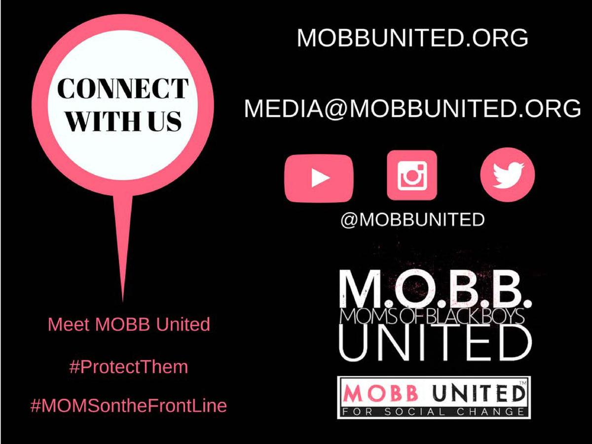MOBBUNITED.ORG CONNECT WITH US  MEDIA MOBBUNITED.ORG   MOBBUNITED  Meet MOBB United, Inc  ProtectThem  MOMSontheFrontLine ...