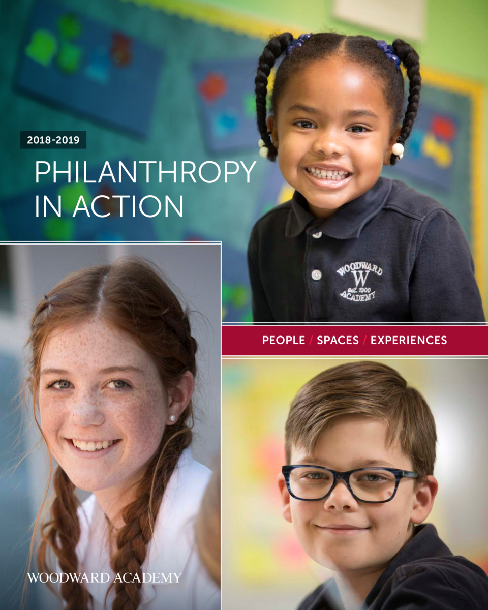 Philanthropy Report 2018 19 Alumni News
