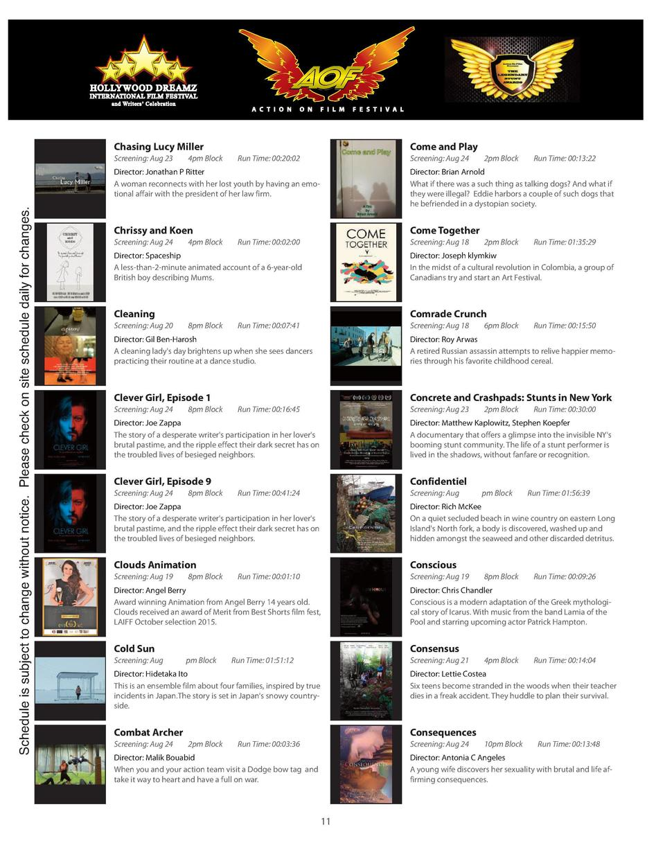 AOF 2017 Program Quark Layout : simplebooklet com