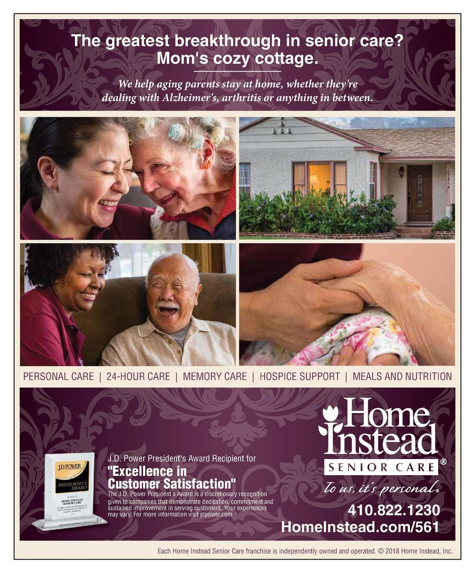 The greatest breakthrough in senior care  Mom s cozy cottage. We help aging parents stay at home, whether they re dealing ...
