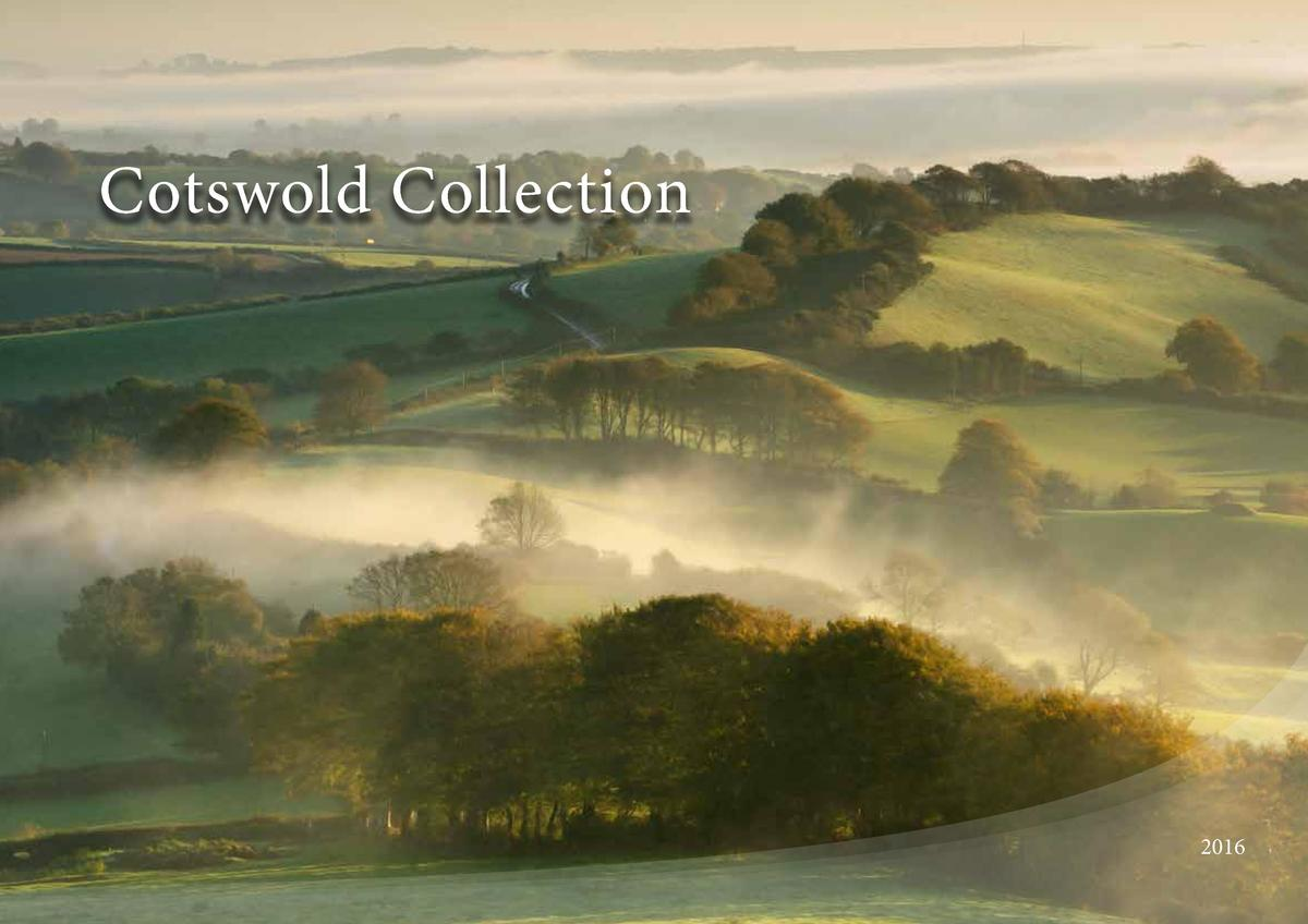 Cotswold Collection  2016