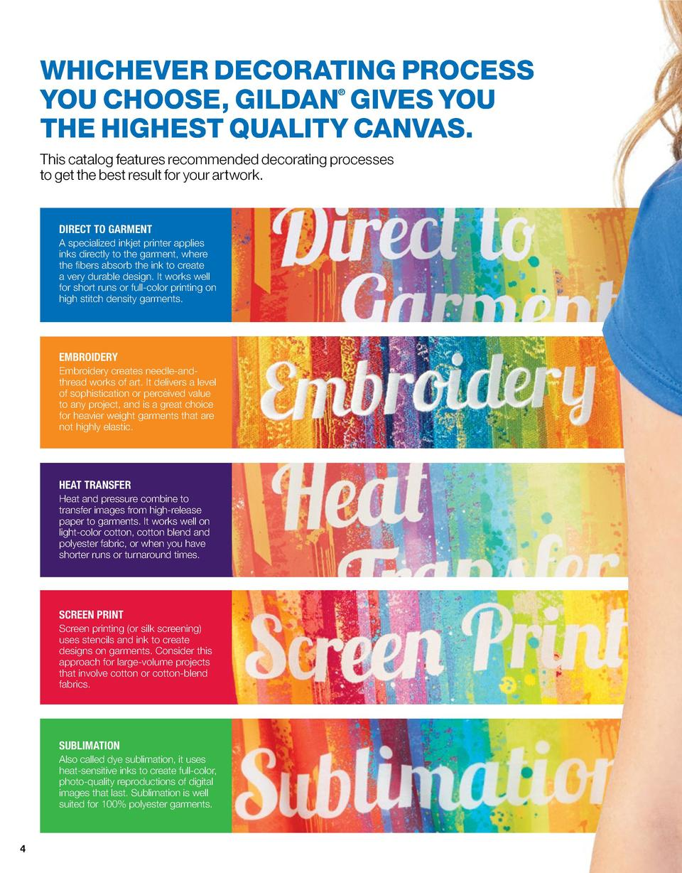 2017 gildan catalogue simplebooklet whichever decorating process you choose gildan gives you the highest quality canvas this catalog nvjuhfo Images