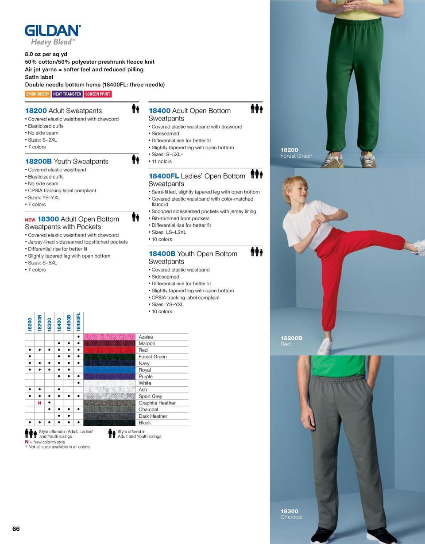 2017 gildan catalogue simplebooklet 80 oz per sq yd 50 cotton 50 polyester preshrunk fleece knit air jet yarns softer nvjuhfo Images