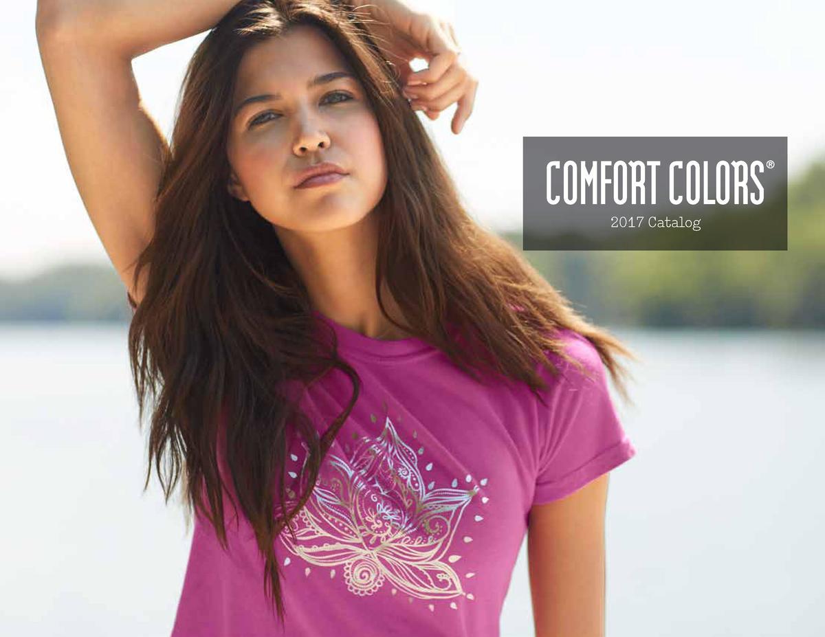 775b18a9b 2017 Comfort Colors Catalog : simplebooklet.com