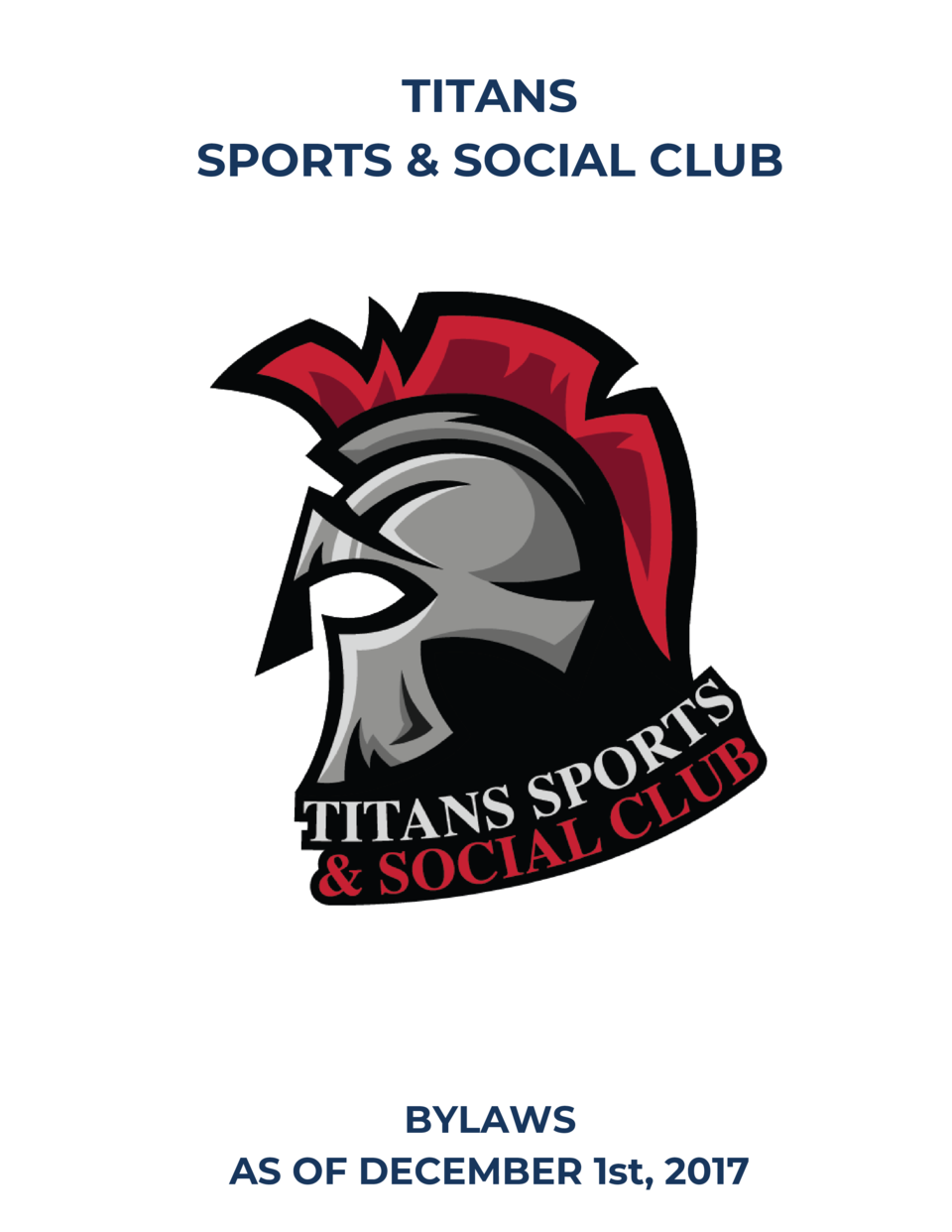 TITANS     SPORTS               SOCIAL       CLUB                                BYLAWS   AS       OF       DECEMBER      ...