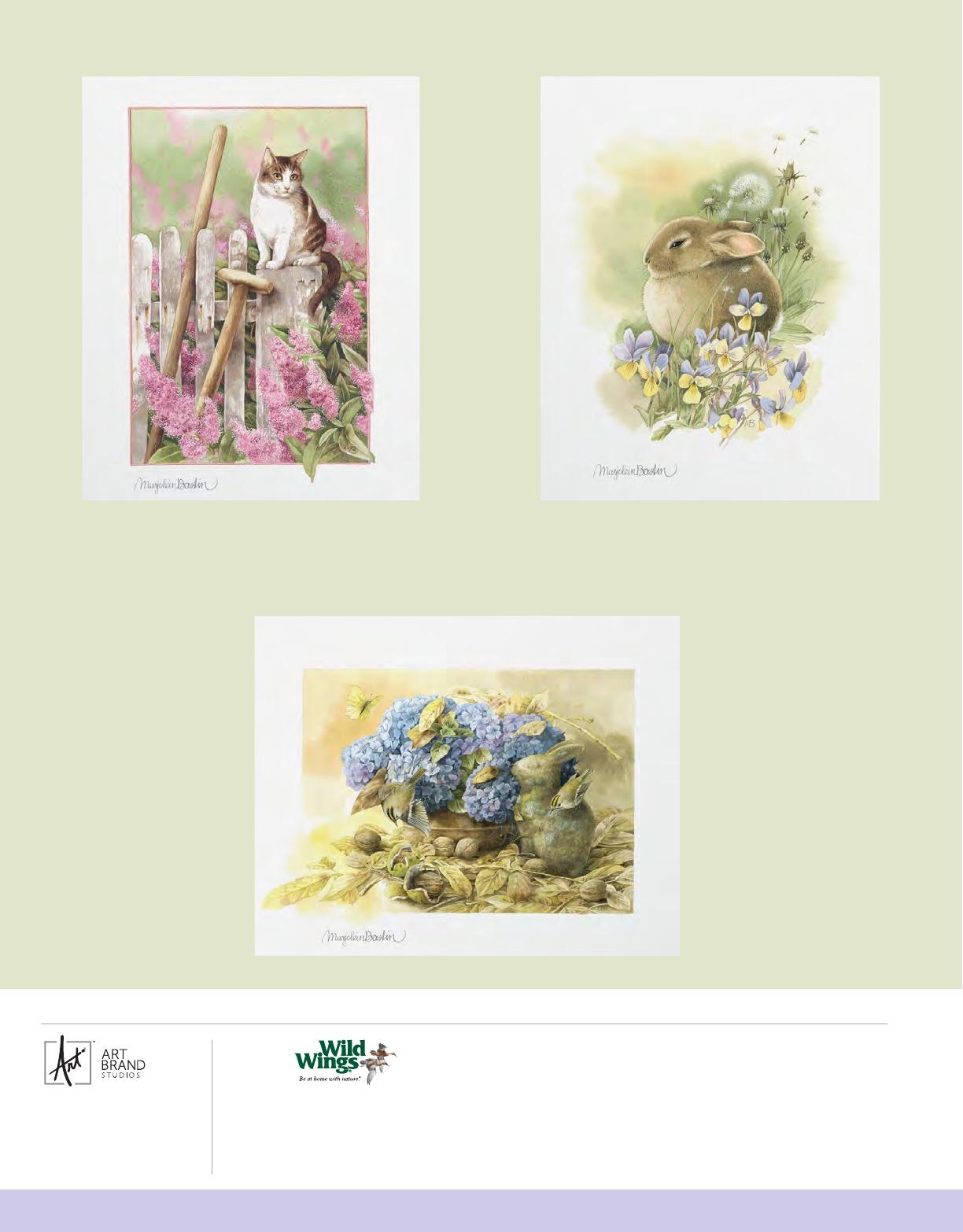 Marjolein Bastin Purple Passion Bouquet 10 x 10 Gallery Wrapped Canvas