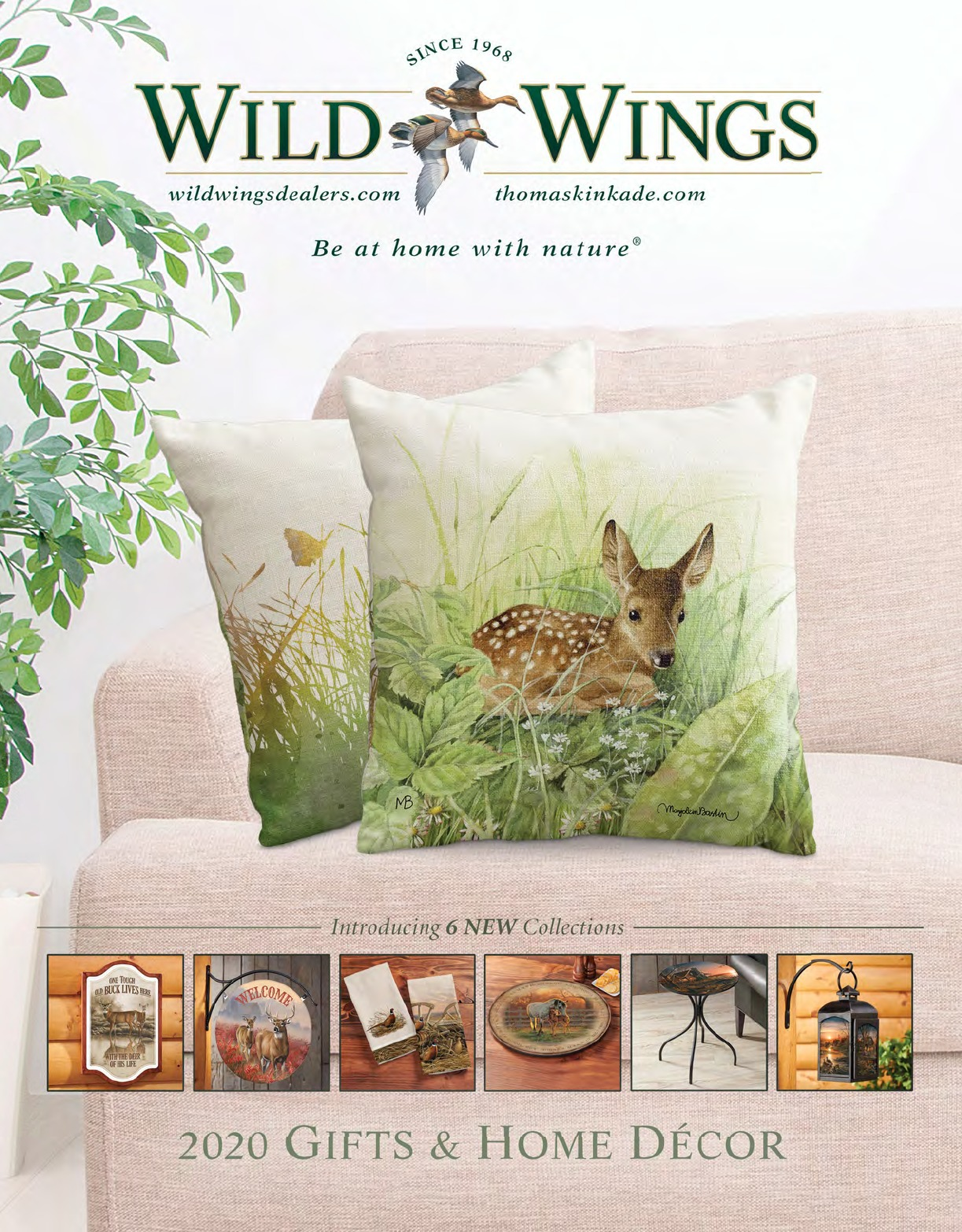 Spring Fever Collector Plate by Terry Redlin Wild Wings 6389092503
