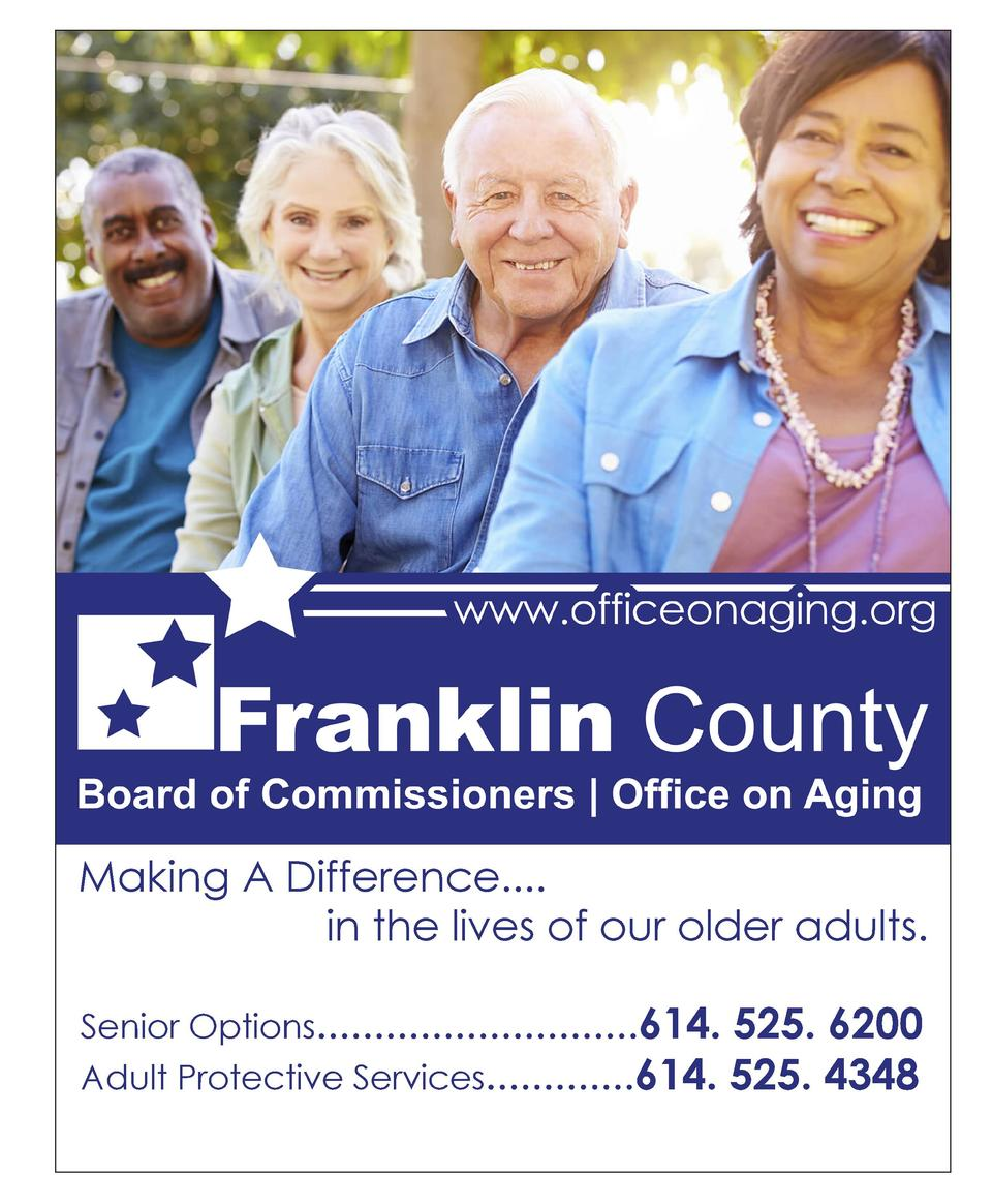 www.officeonaging.org  Making A Difference.... in the lives of our older adults. Senior Options..............................