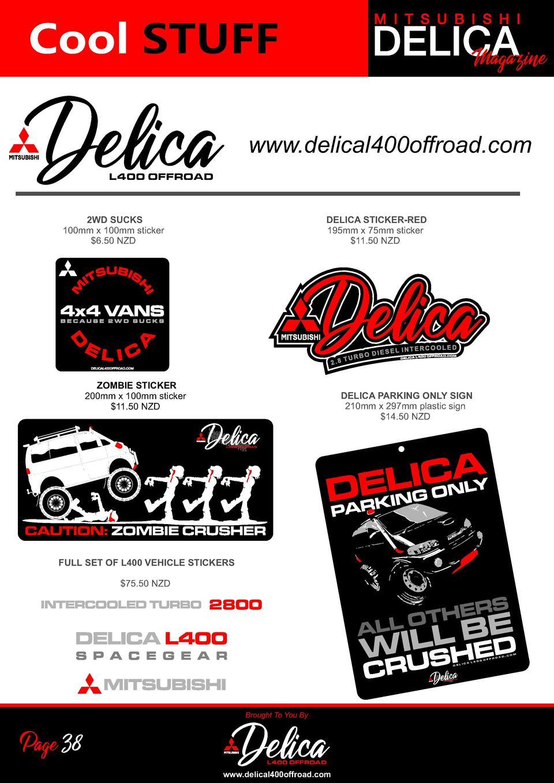 Delica Magazine No 1 Simplebooklet Com