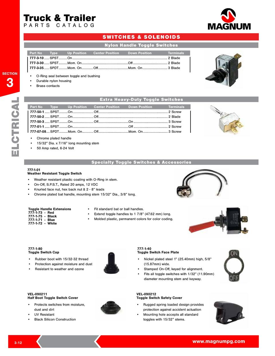 Truck & Fleet Products | McKinney Texas | Magnum Products Group