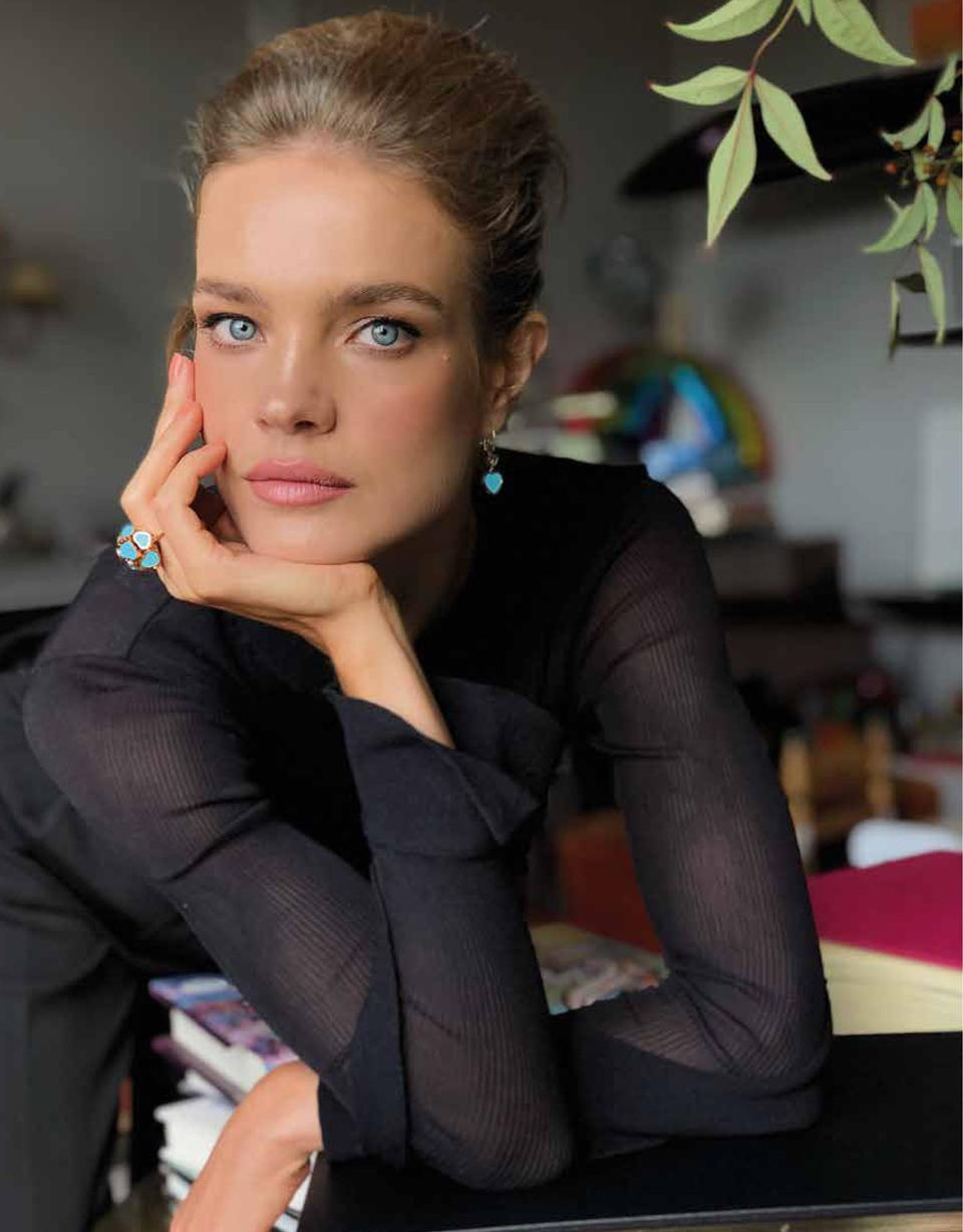 How I got here     exclusive interview  NATALIA VODIANOVA Supermodel, philanthropist and mother-of-five Natalia Vodianova ...