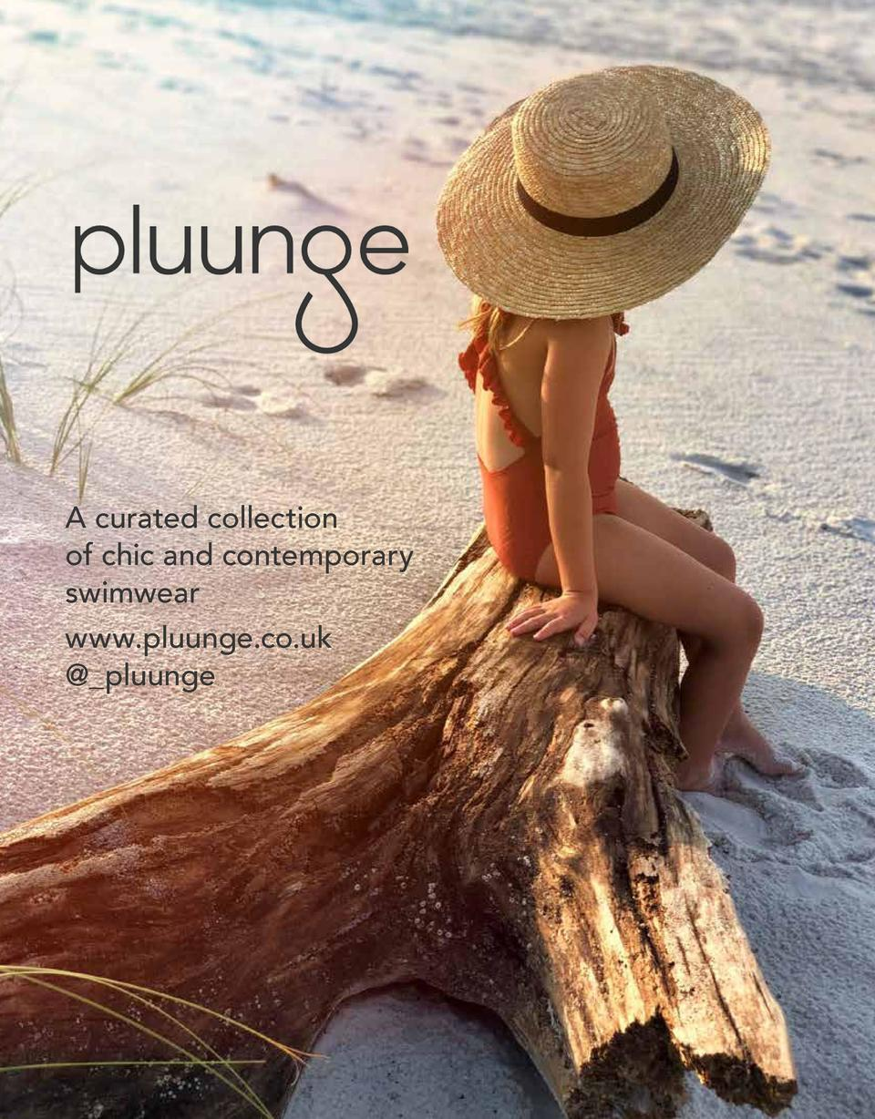 A curated collection of chic and contemporary swimwear www.pluunge.co.uk  _pluunge