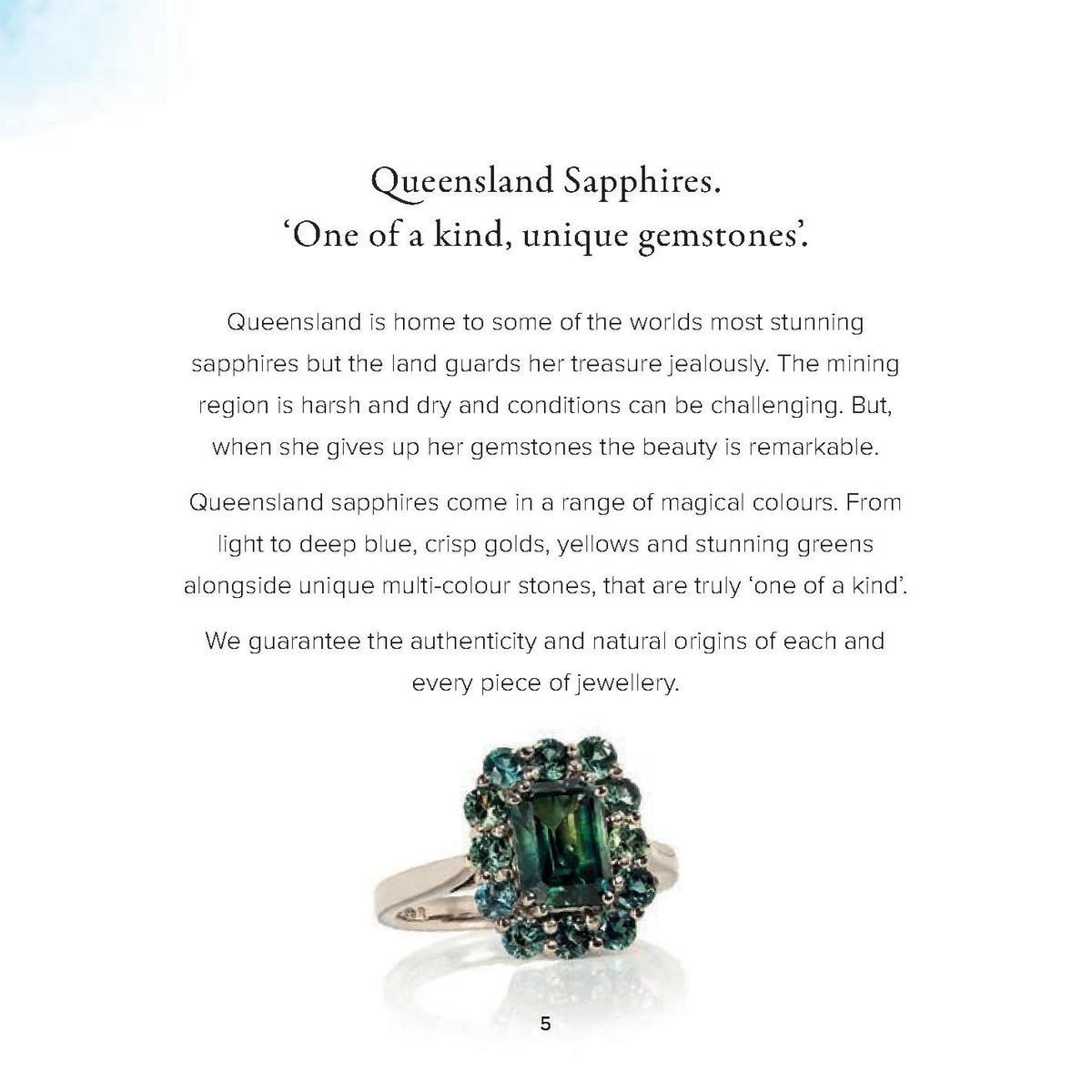 Queensland Sapphires.    One of a kind, unique gemstones   . Queensland is home to some of the worlds most stunning sapphi...