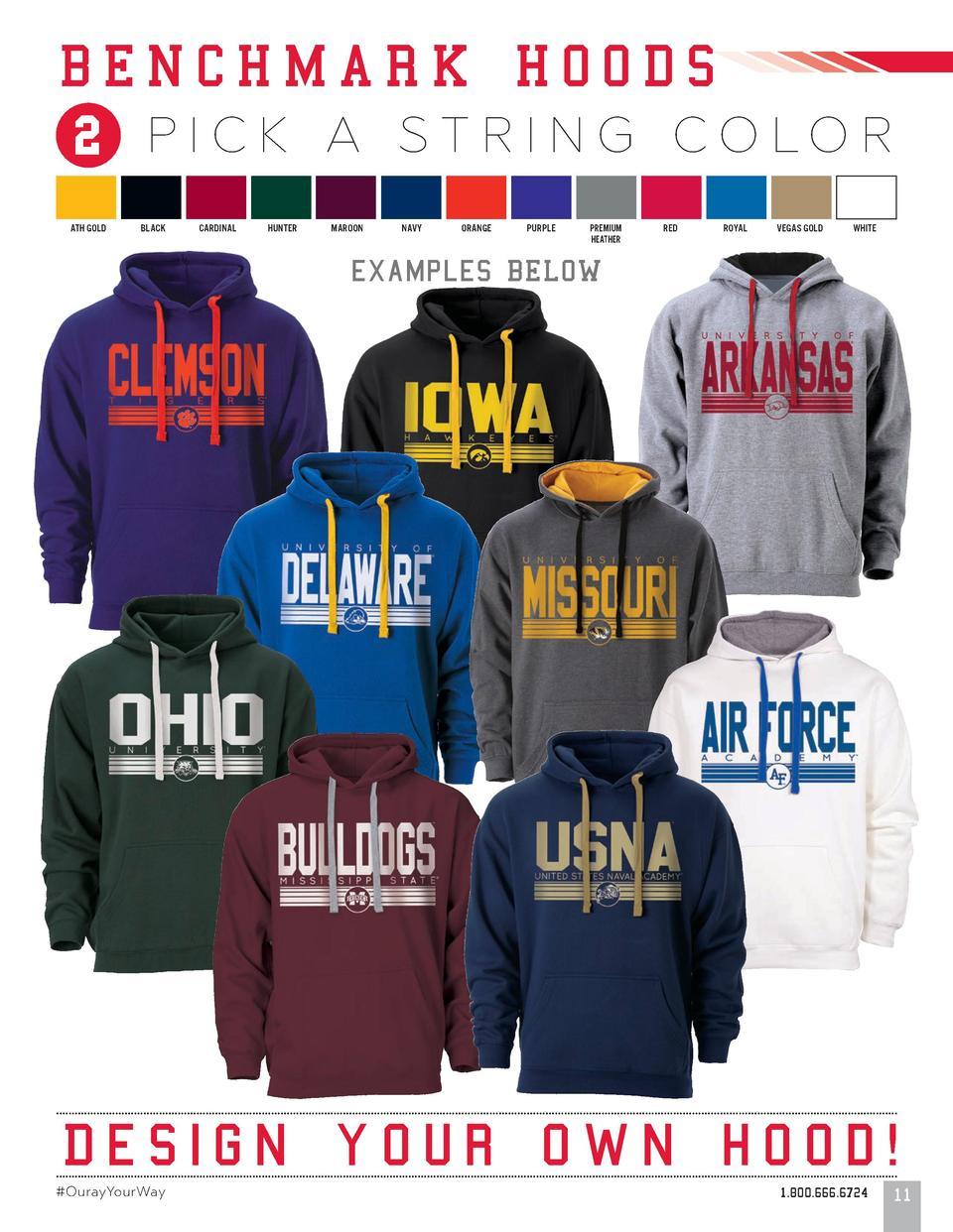 Ouray Sportswear Mens Peerless DLX Sueded Hood