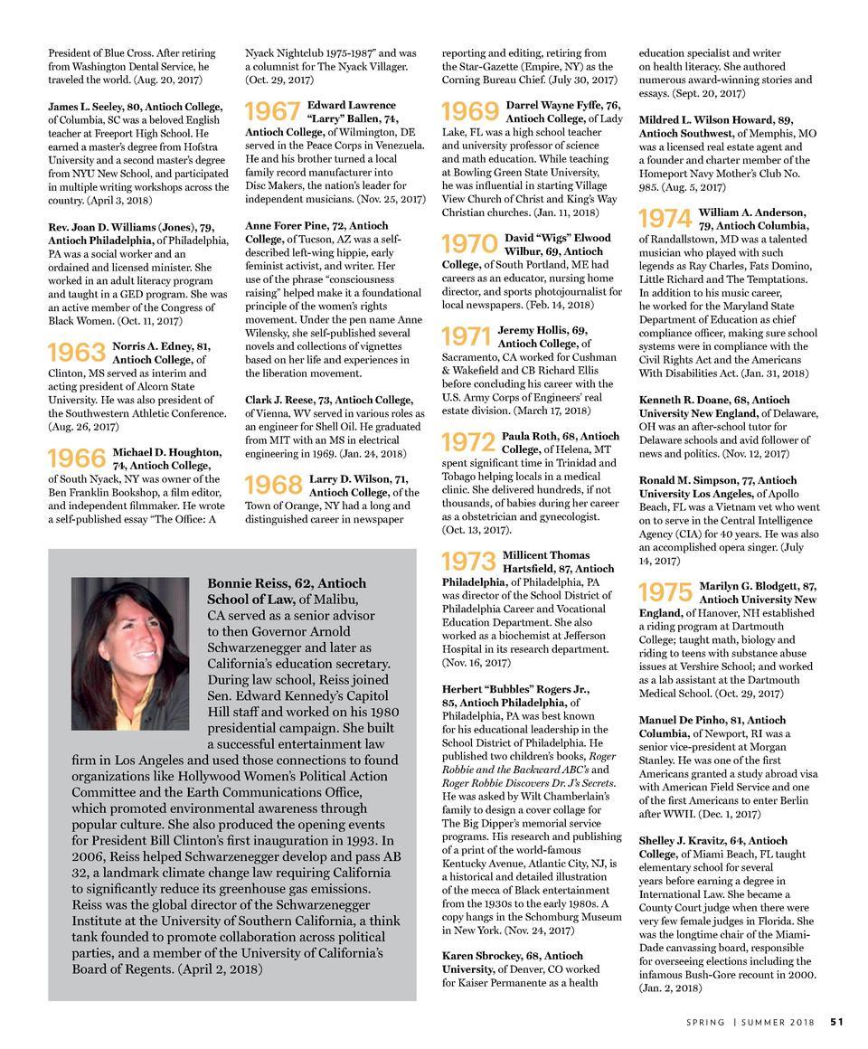 AU Alumni Magazine 2018 : simplebooklet com