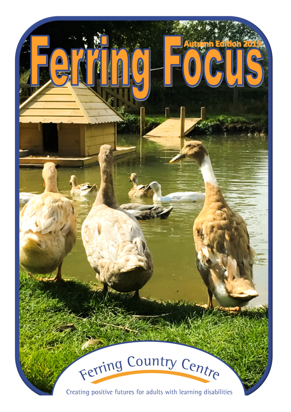 Focus on...  Elizabeth has been volunteering at our Centre for 8 years. She works closely with our chickens, ducks and tur...