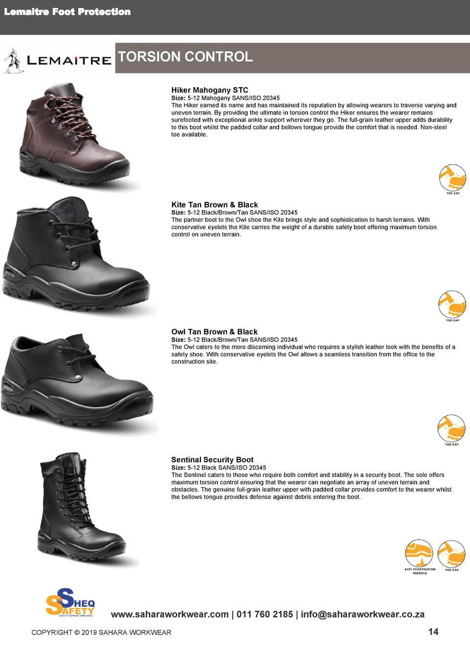 Mens Safety Work Shoes Sizes 6-12 Choice Of Style Safety Toecap Manager Style