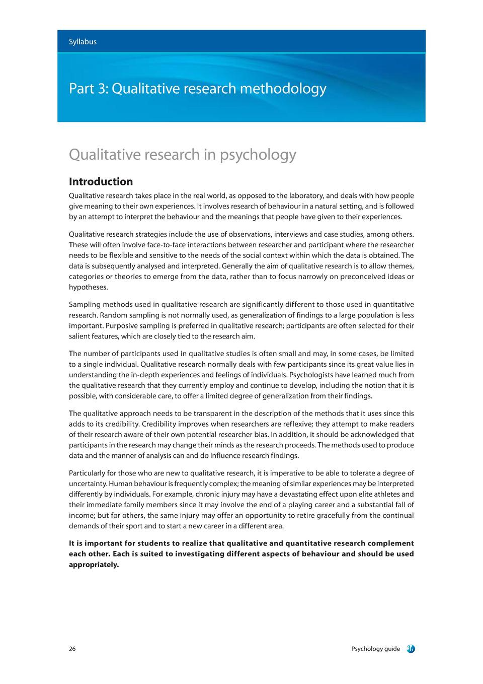 psychologist career research paper Human minds, behavior - a career as a psychologist my account preview preview a career as a psychologist career research paper: clinical psychology -.