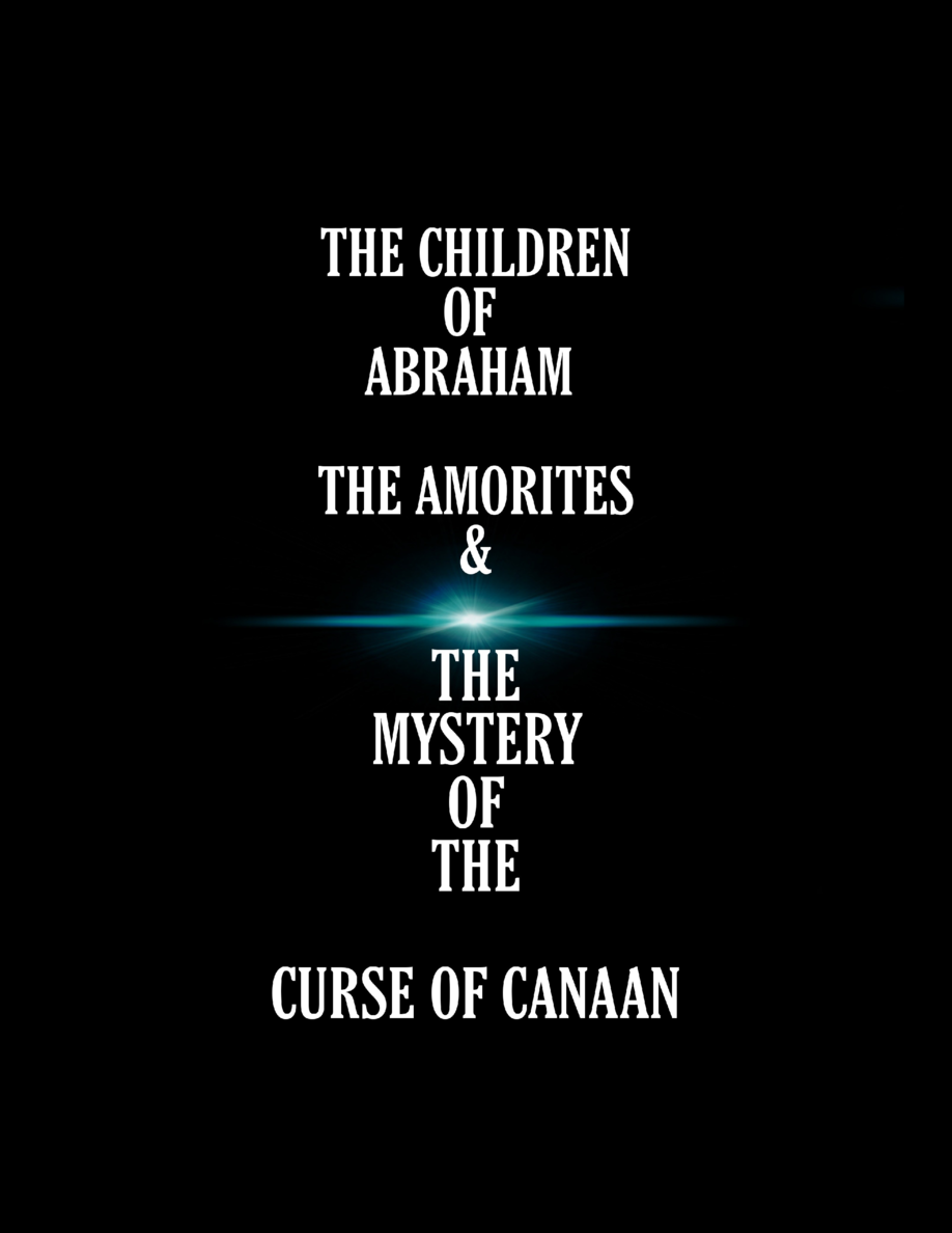 The mystery of the Canaanite curse  Please read carefully the account below which is pulled from Genesis 9 18-25 in order ...