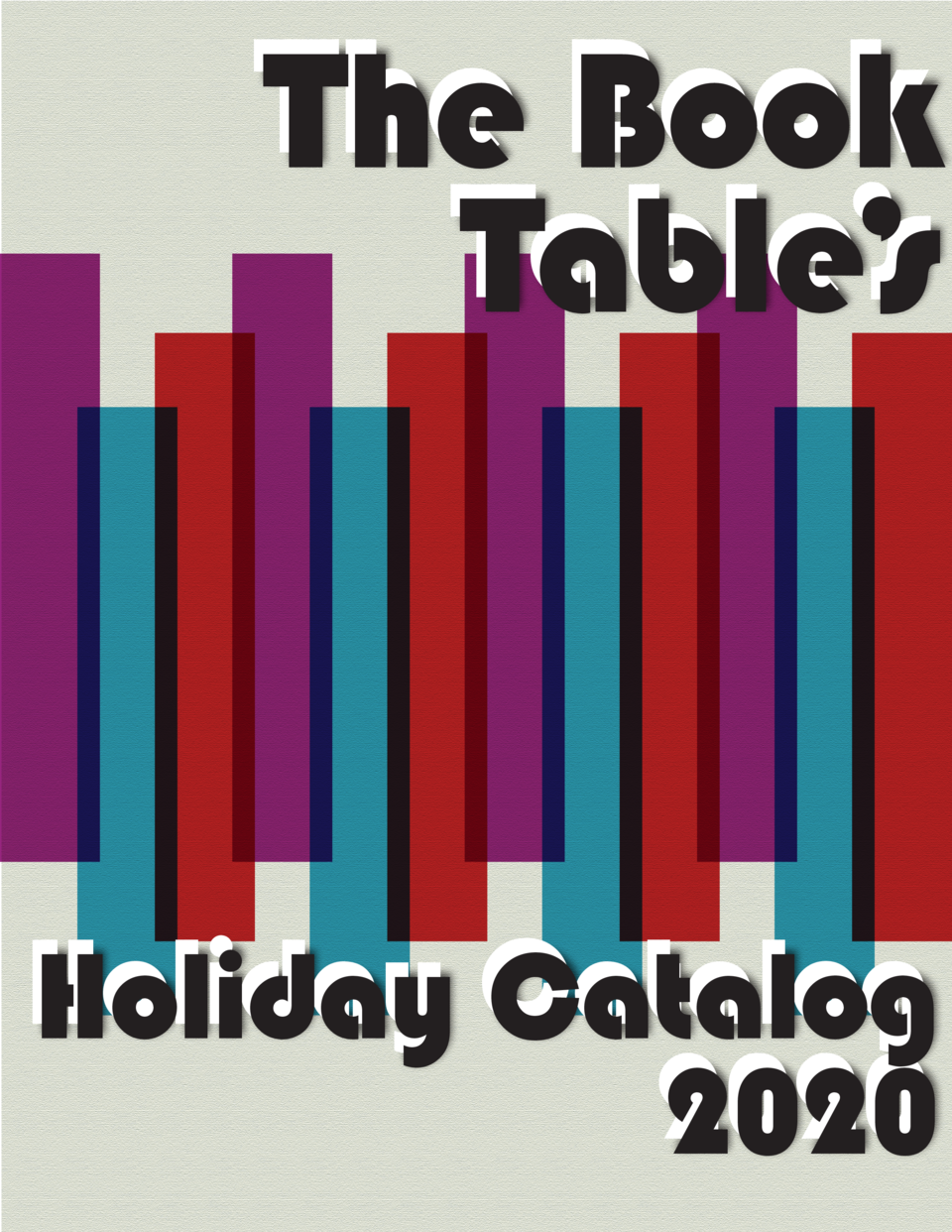 The Book Table   s  Holiday Catalog 2020