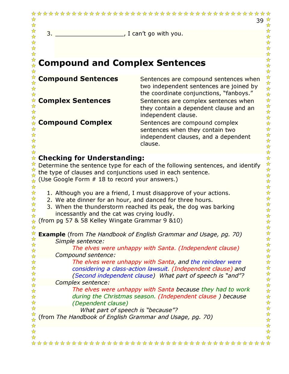 semester 1 writing ms clark 32 Access is given only upon written consent by the student  within three (3)  working days, pursuant to s246d41 (1) (n) 3e of the florida 32.