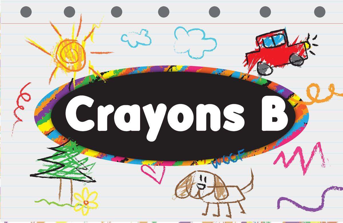 Crayons B