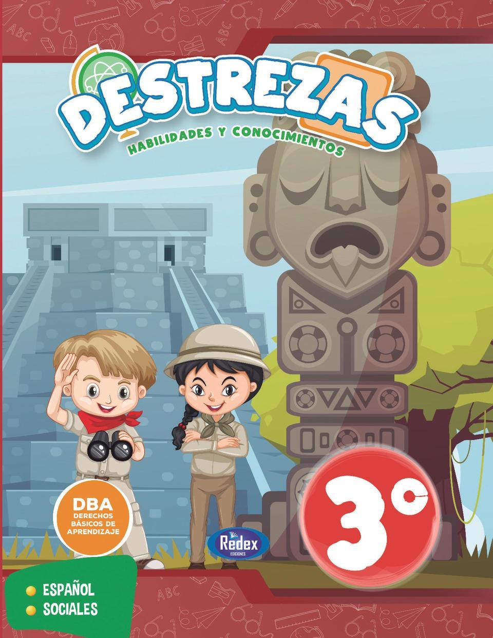 Destrezas 3° Español y Sociales