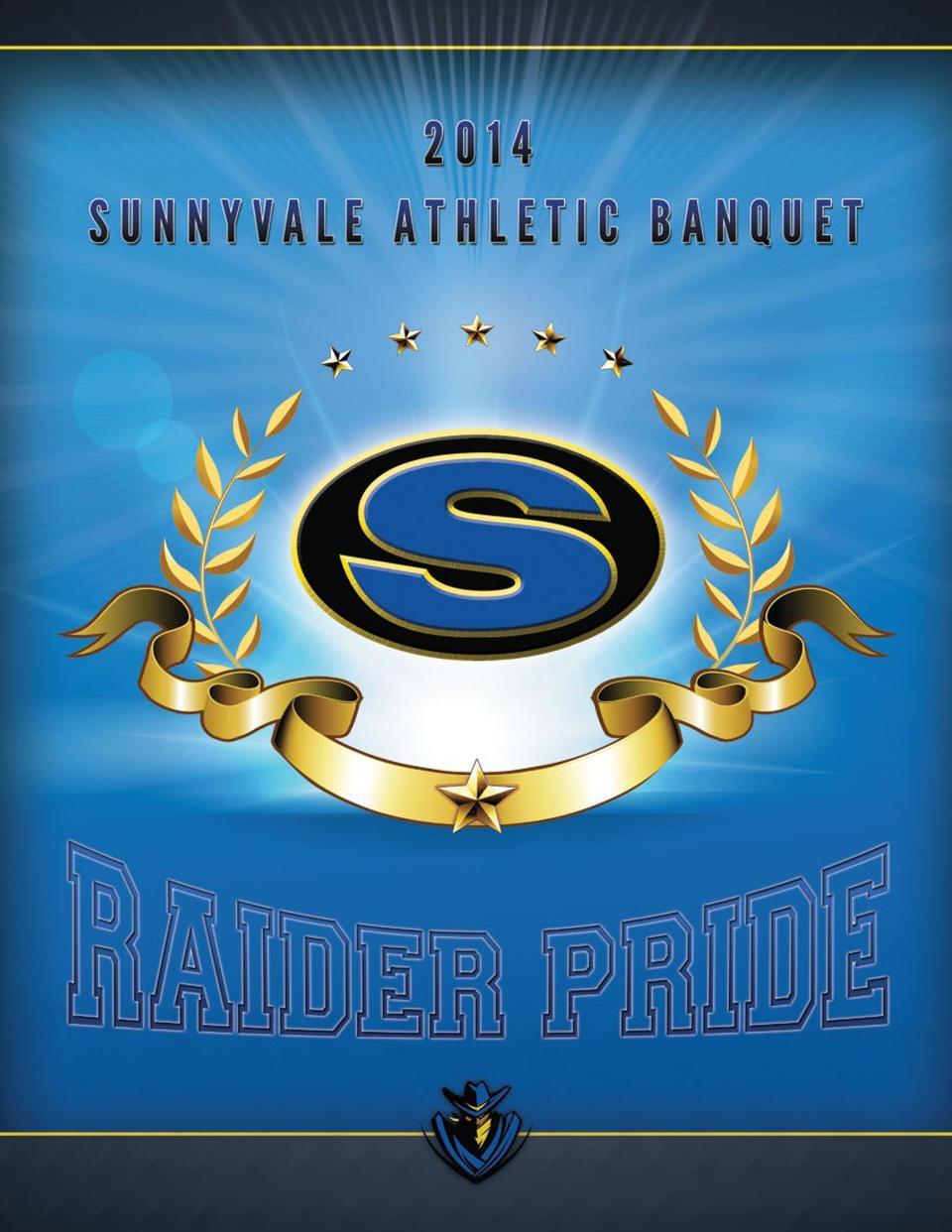 sports banquet program