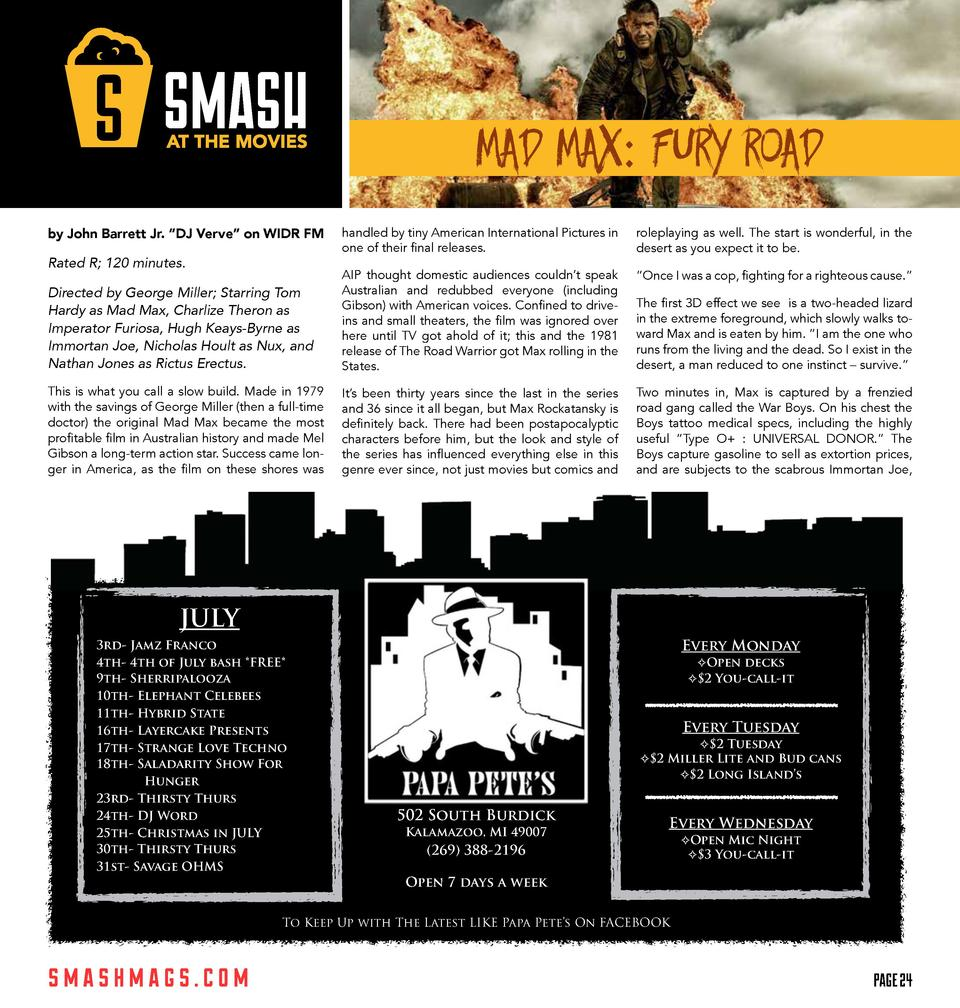 Smash Magazine July 2015 : simplebooklet com