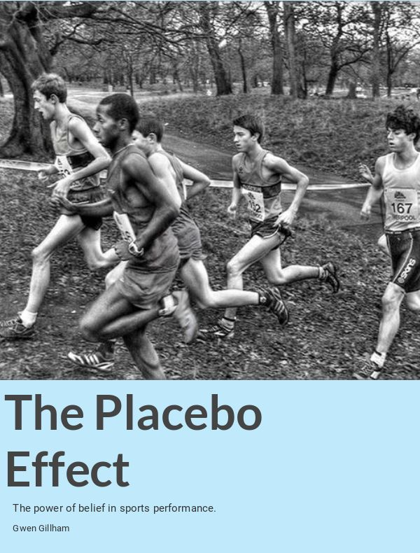 The Placebo Effect; the power of